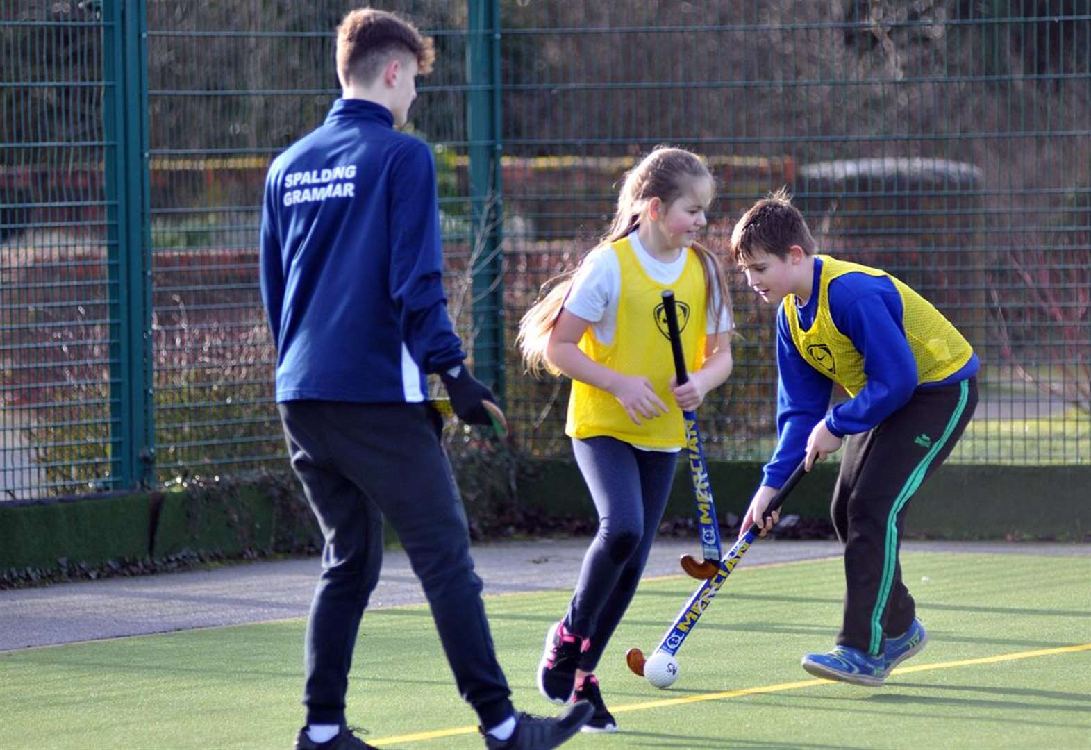 PICTURE GALLERY: Teams from primary schools in the Moultons and Spalding come together for Quicksticks fun