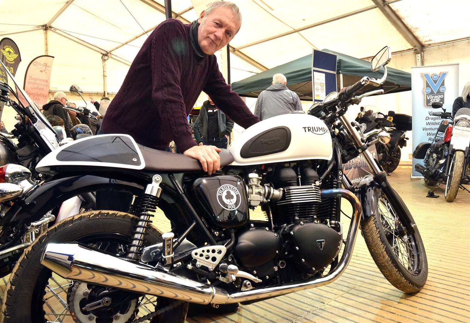 GALLERY: Crowds flock to Springfields Bike Show