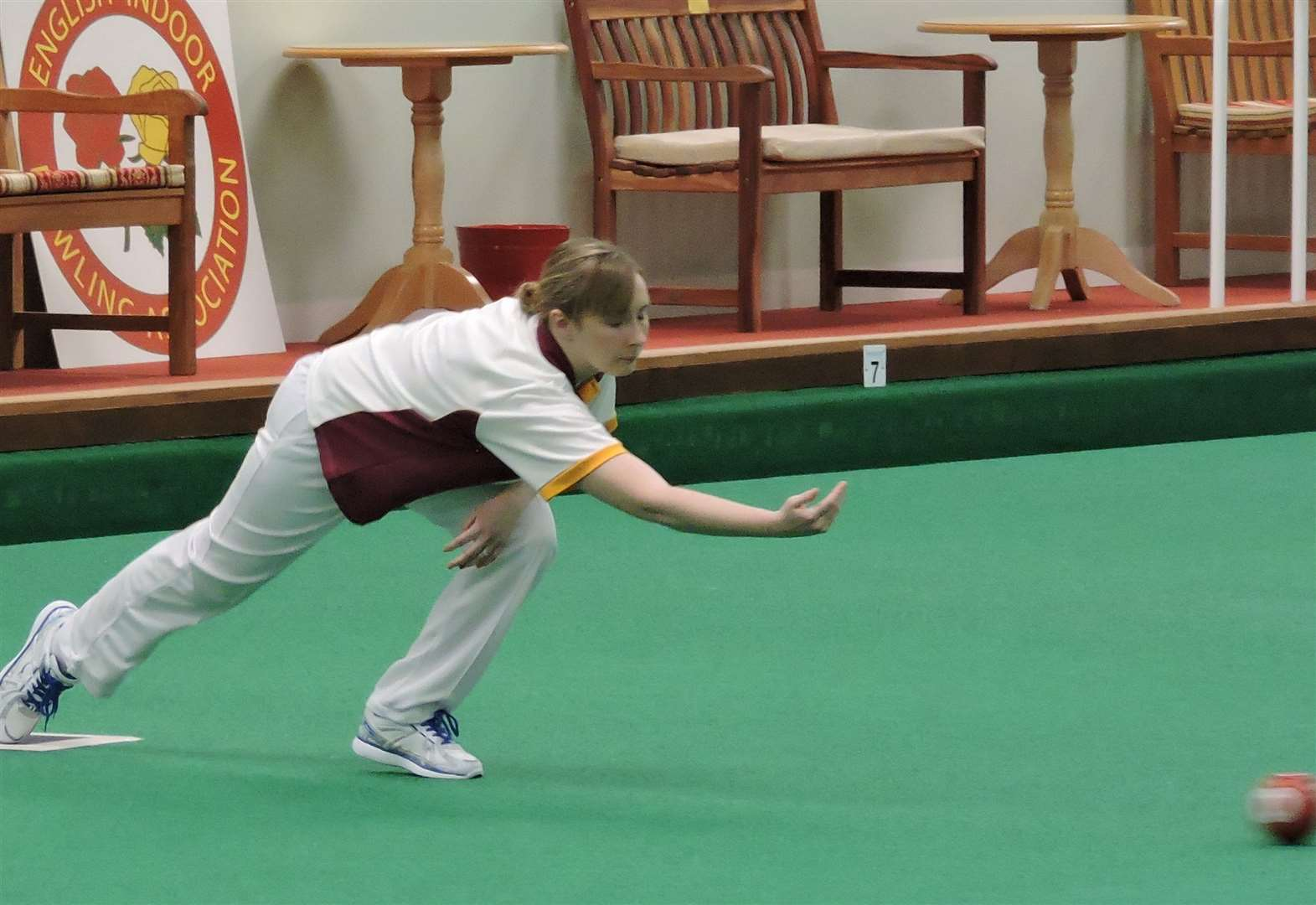 BOWLS: Mixed triples secure revenge