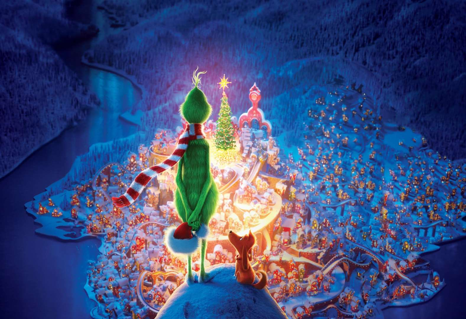 FILM REVIEW: THE GRINCH (U)