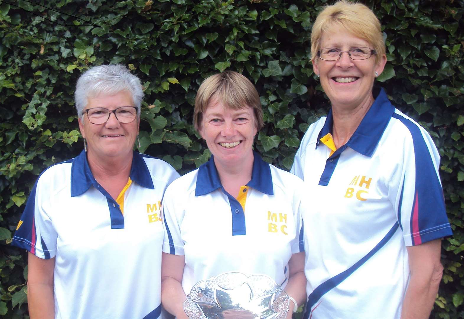 Success at Lincolnshire Women's Bowls Federation finals