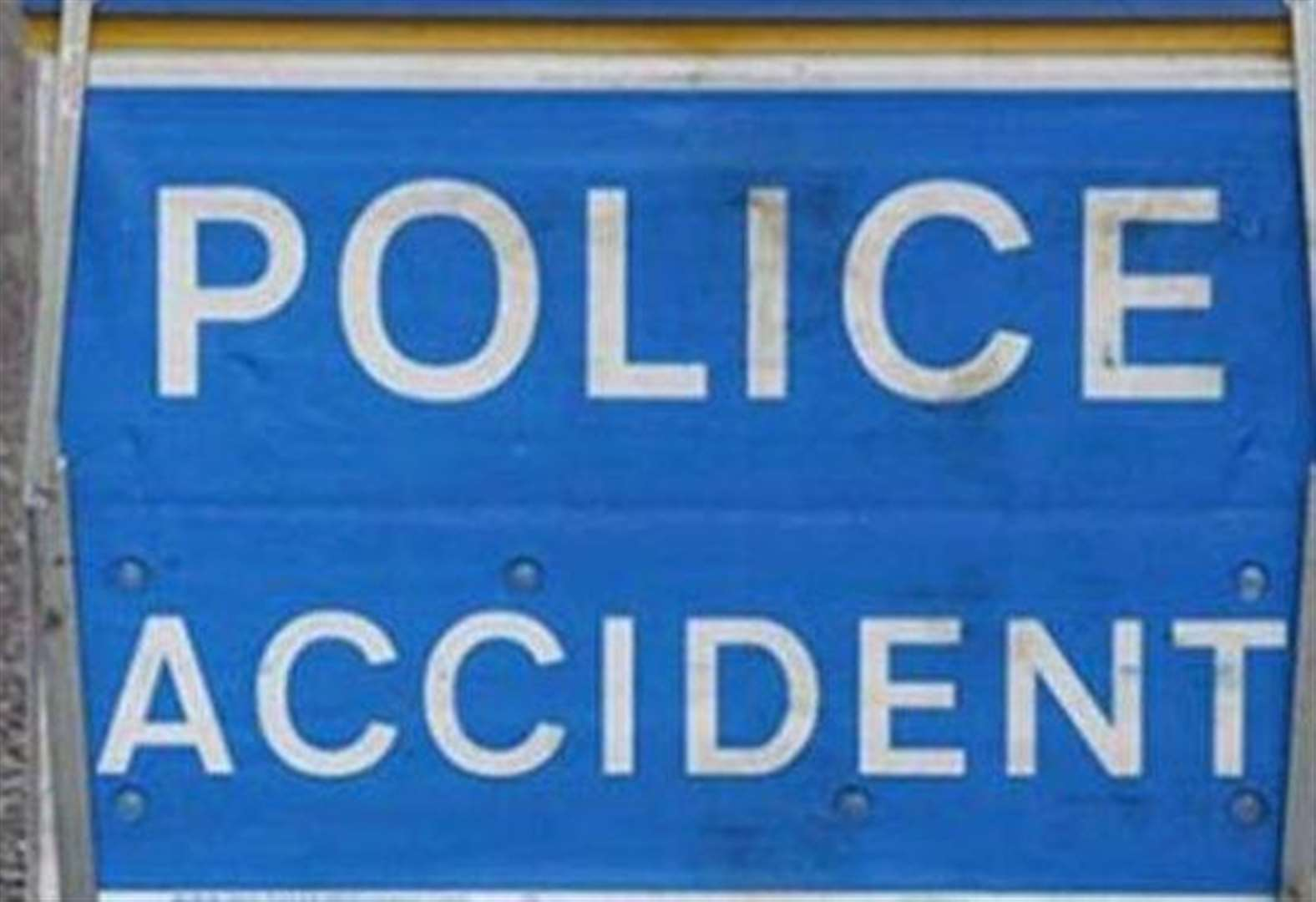 Accident in Holbeach