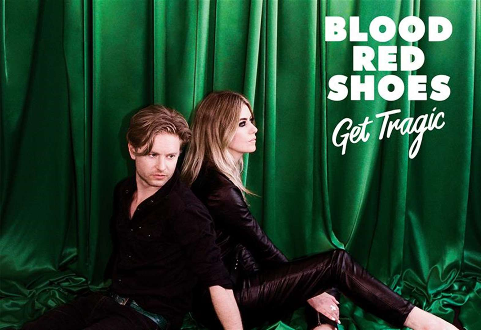 ALBUM REVIEW: Get Tragic - Blood Red Shoes