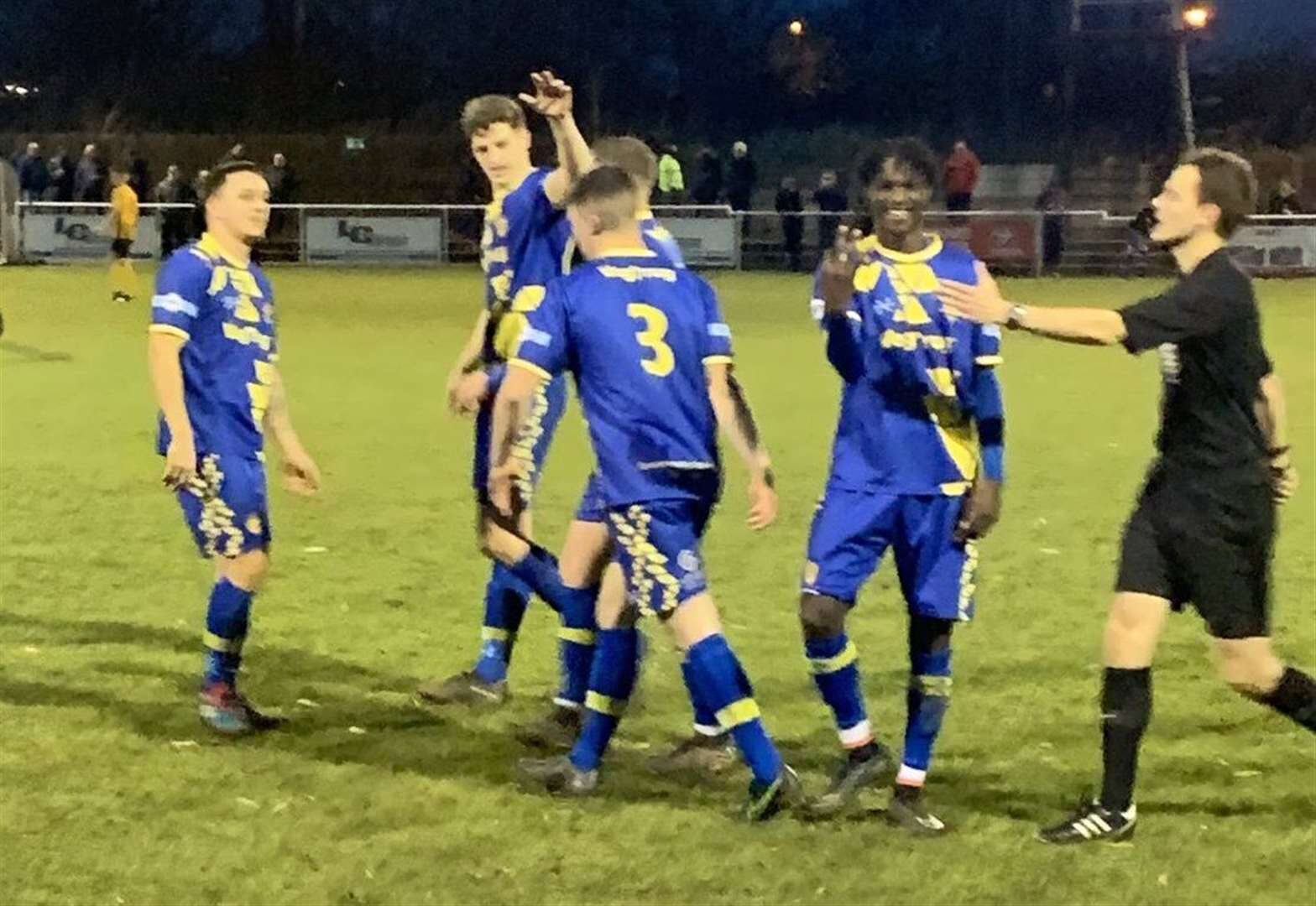 FOOTBALL: Tulips rally to away win after tough week