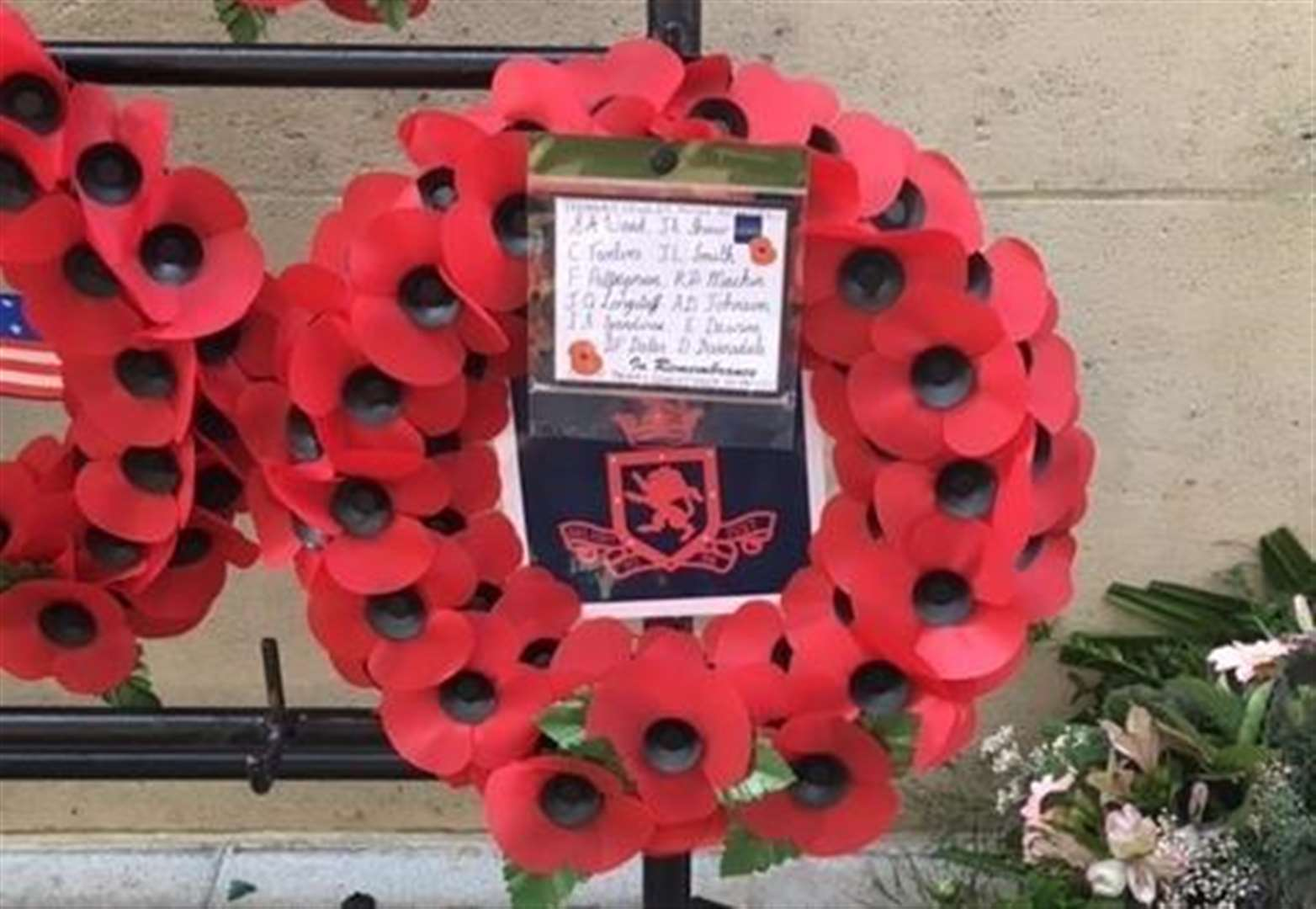 Moving tributes to former Donington students who died in the wars