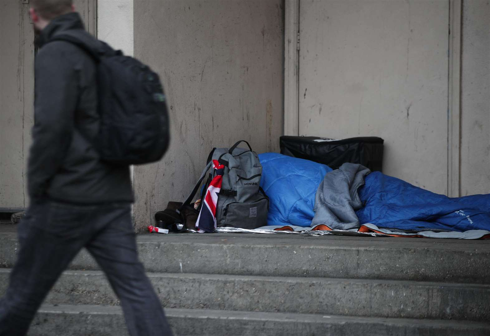 South Holland's rough sleepers should benefit from new move