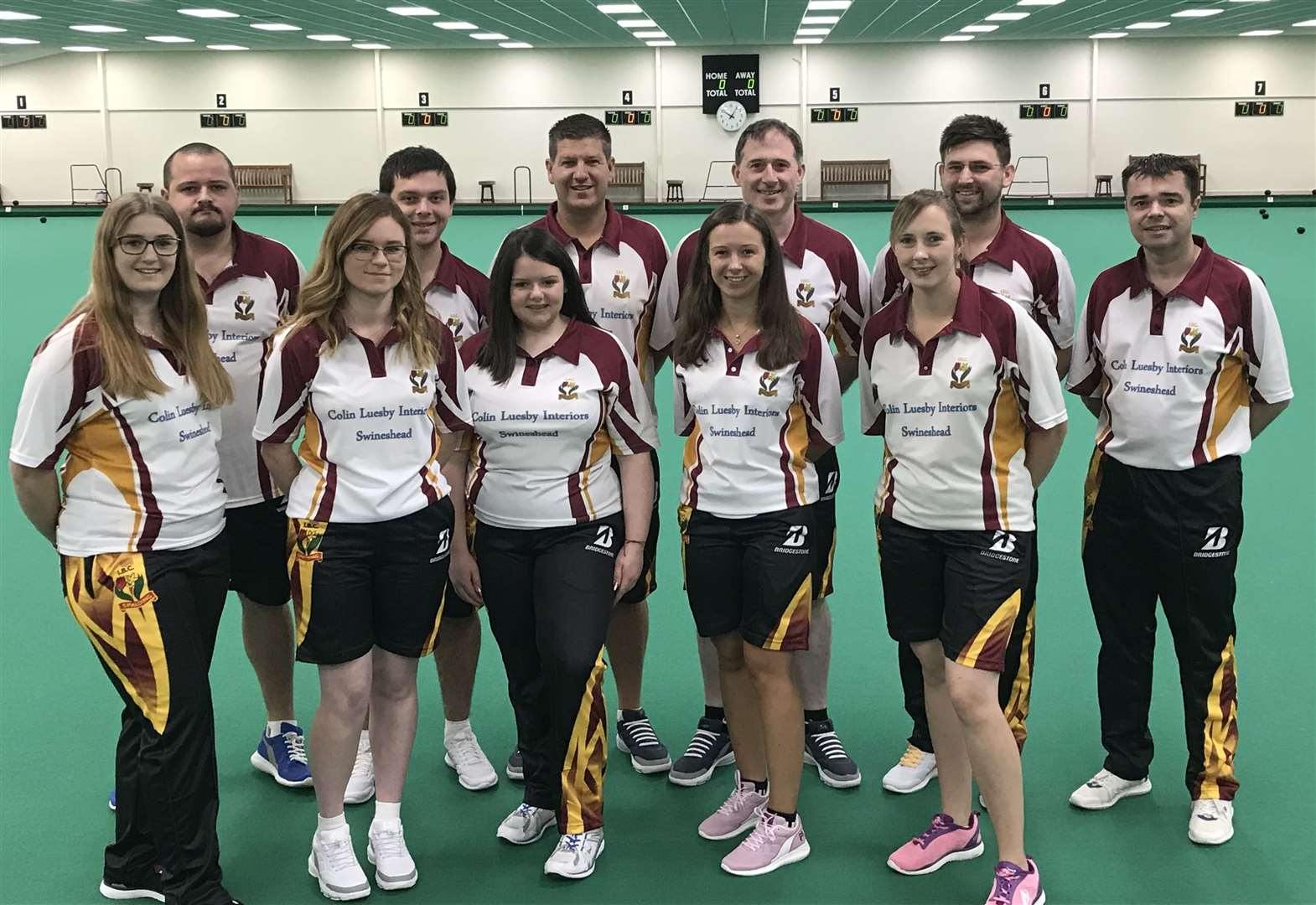 BOWLS: Defeat for mixed team but ladies dominate