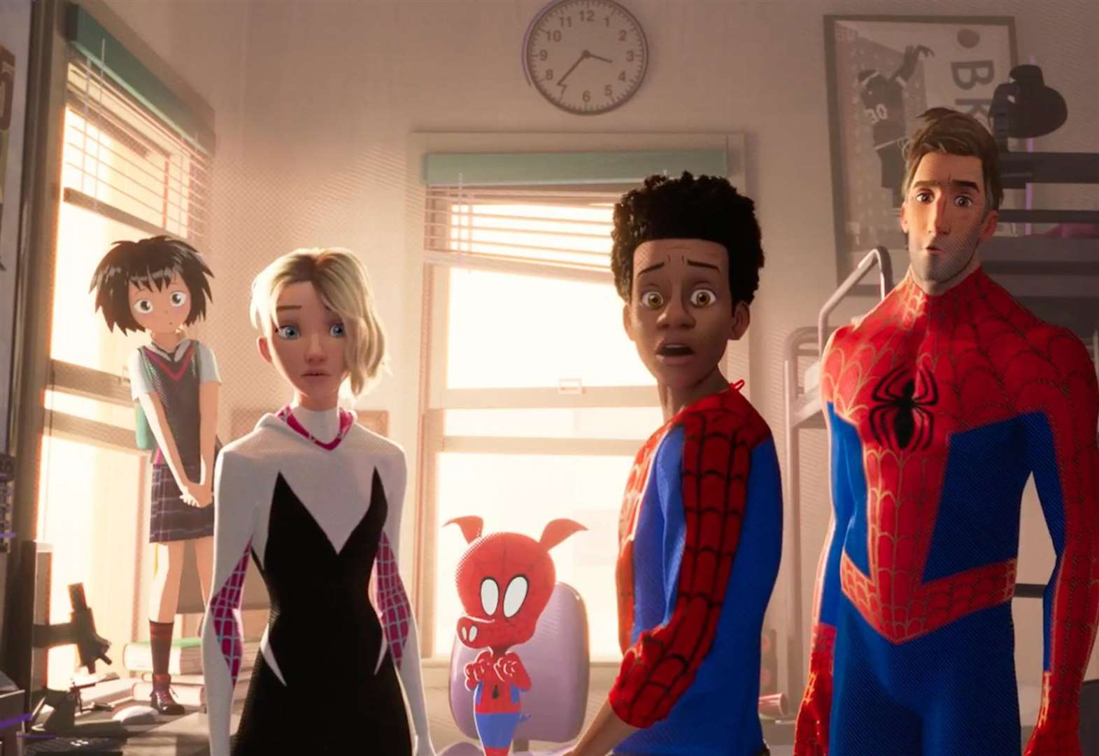 FILM REVIEW: SPIDER-MAN: INTO THE SPIDER-VERSE (PG)