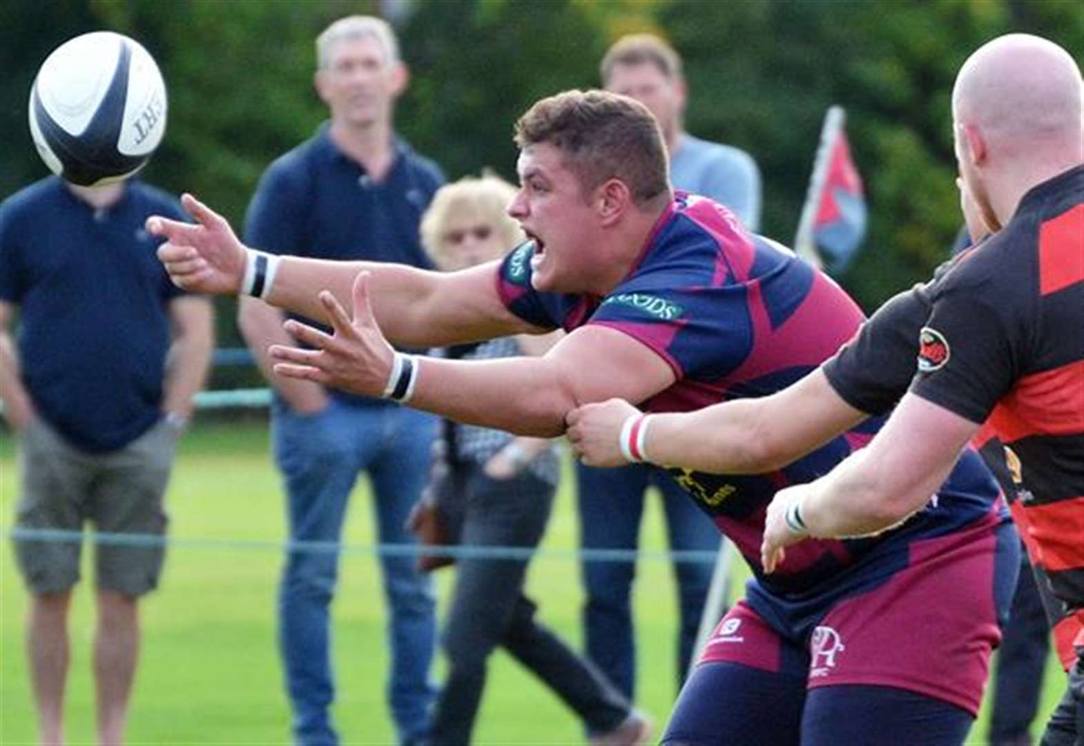 RUGBY UNION: Spalding aim for bonus at home