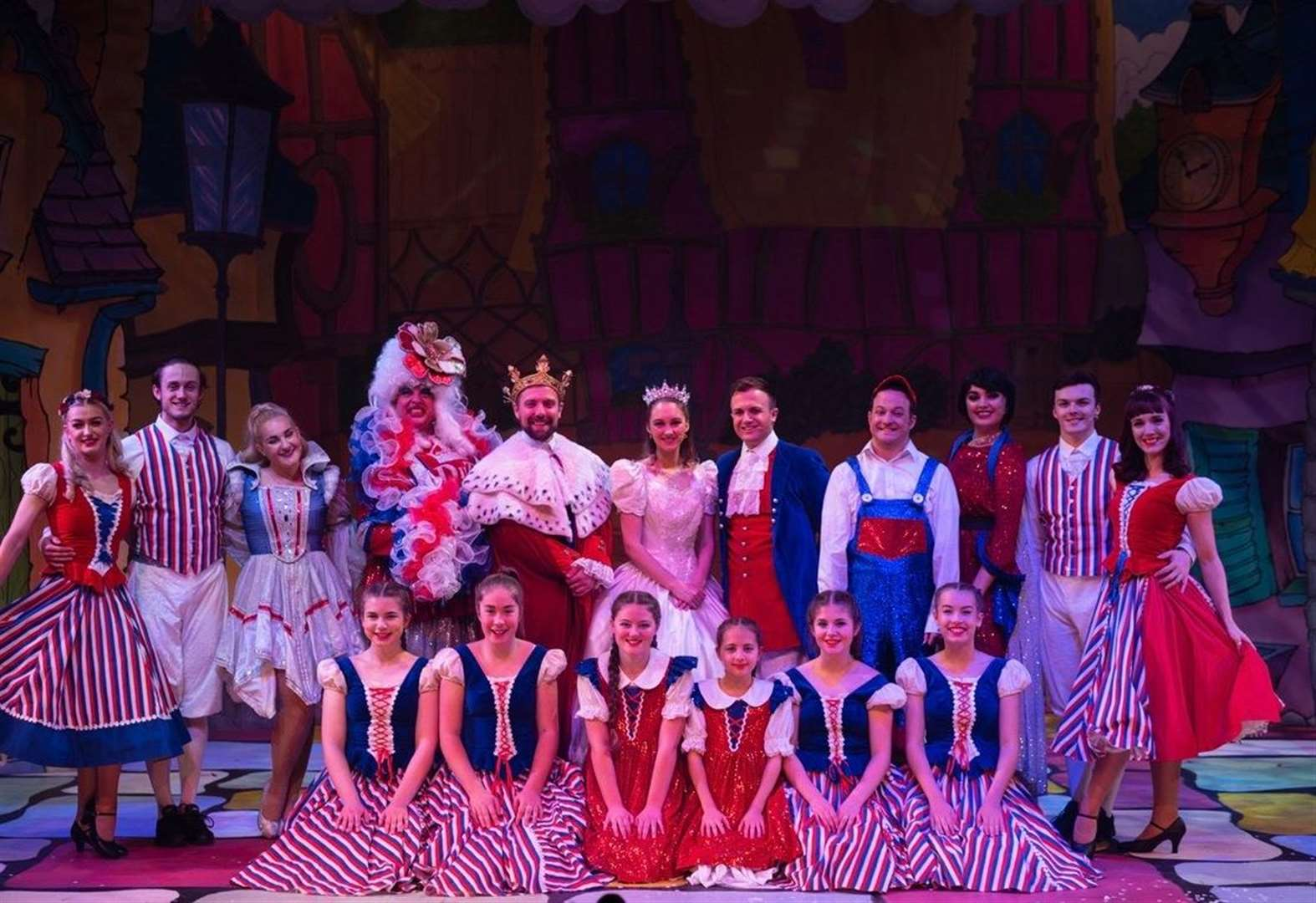 PANTO REVIEW: JACK AND THE BEANSTALK