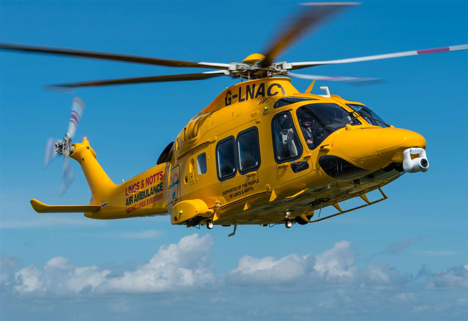 Teenager rushed to hospital by air ambulance
