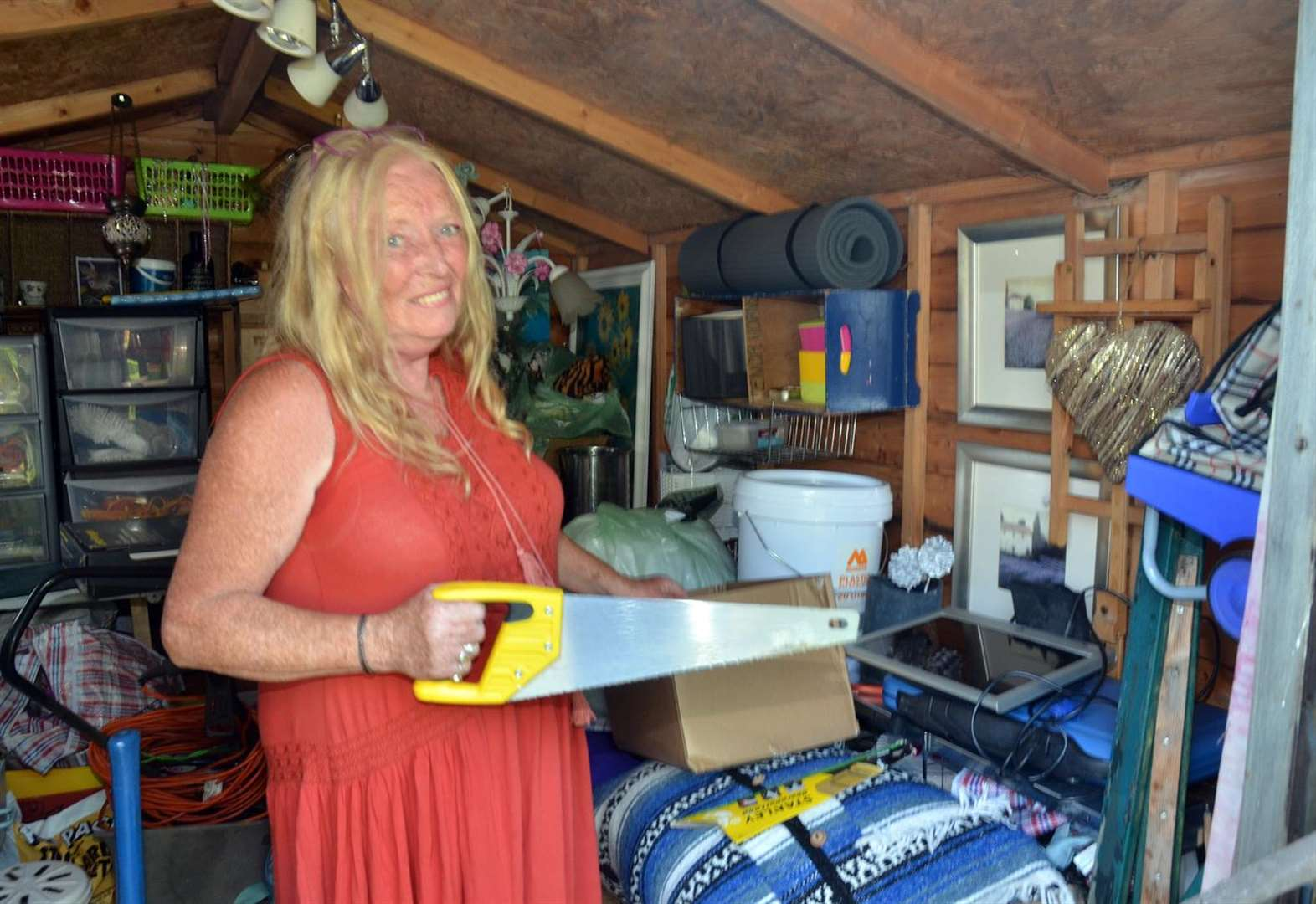 Plans coming together for first Women's Shed in South Holland