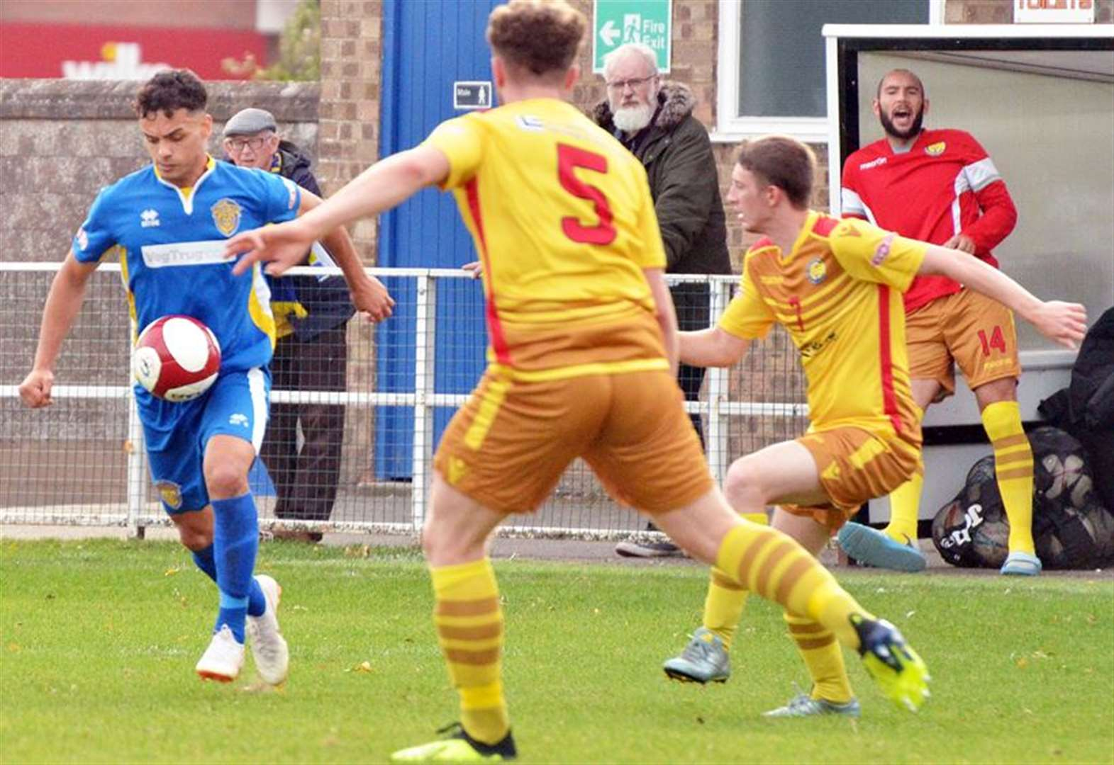 FOOTBALL: Acar and Spafford back in Tulips' line-up