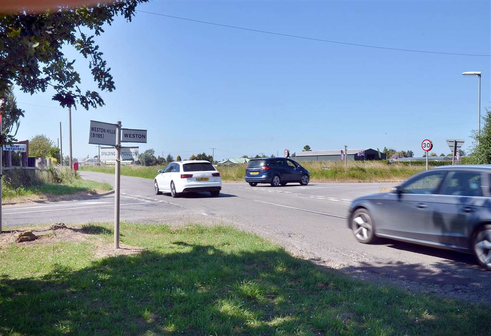 WESTON PARISH COUNCIL: Safety plan at busy junction raises doubts