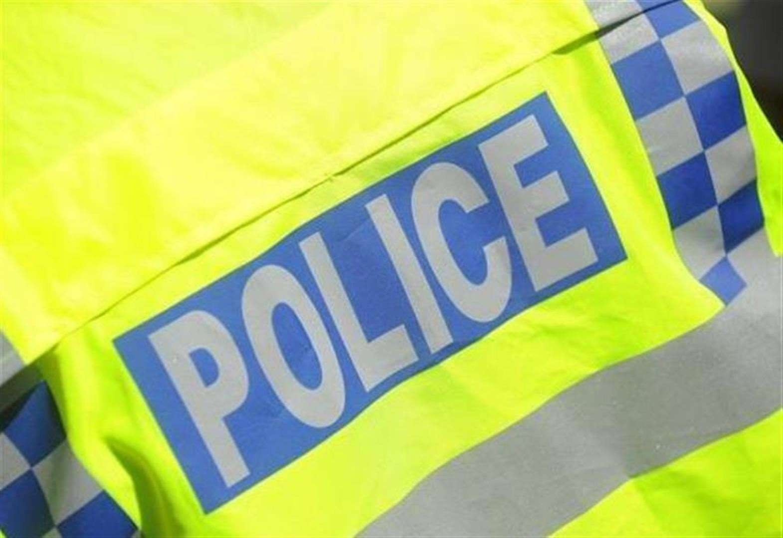 Police warning as road is closed
