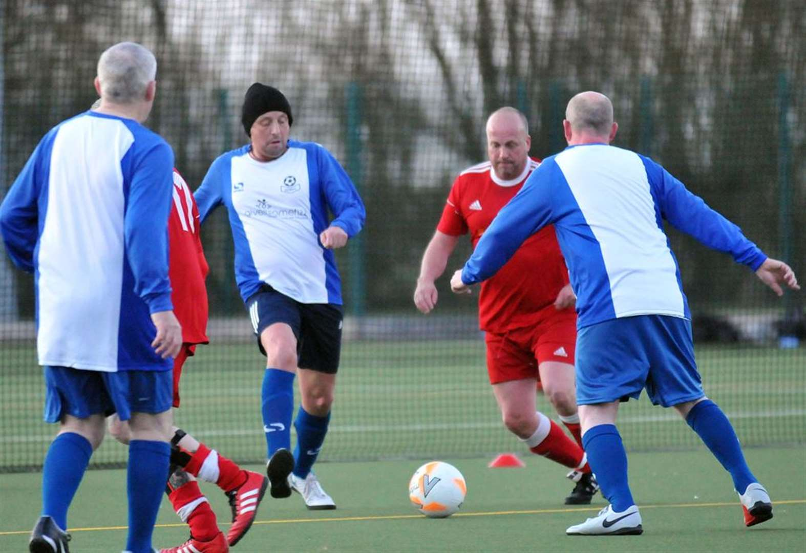 Now walking football comes to Holbeach!