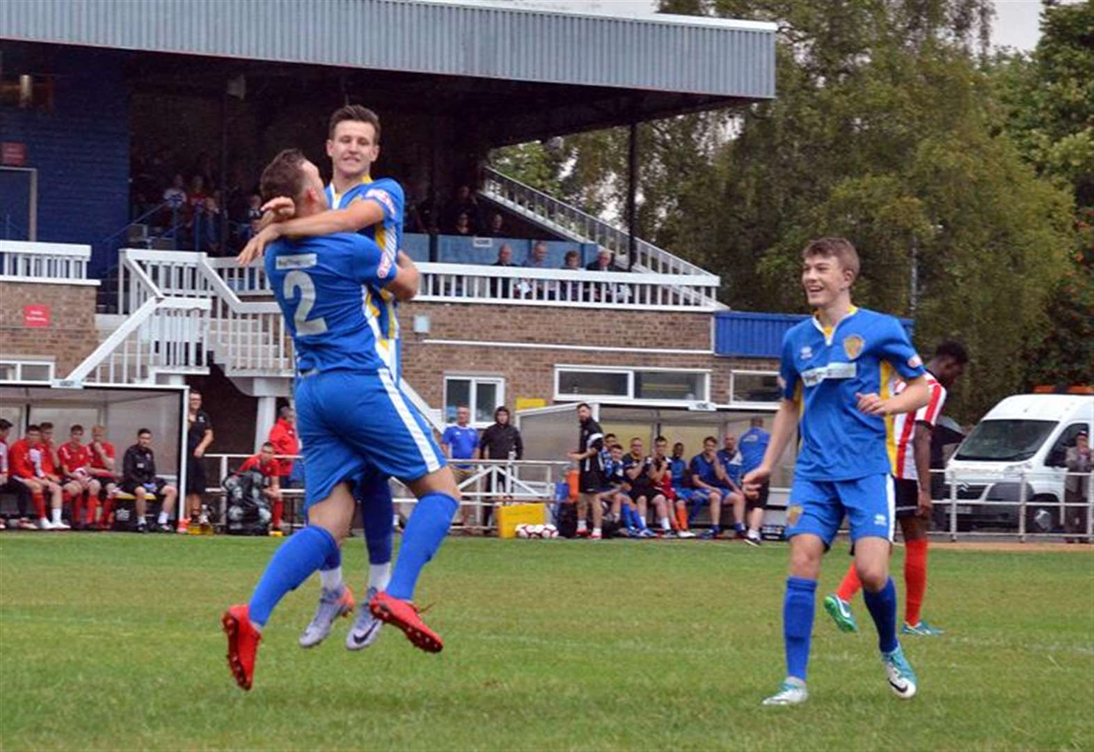 FOOTBALL: Dream start ends Spalding United's home run