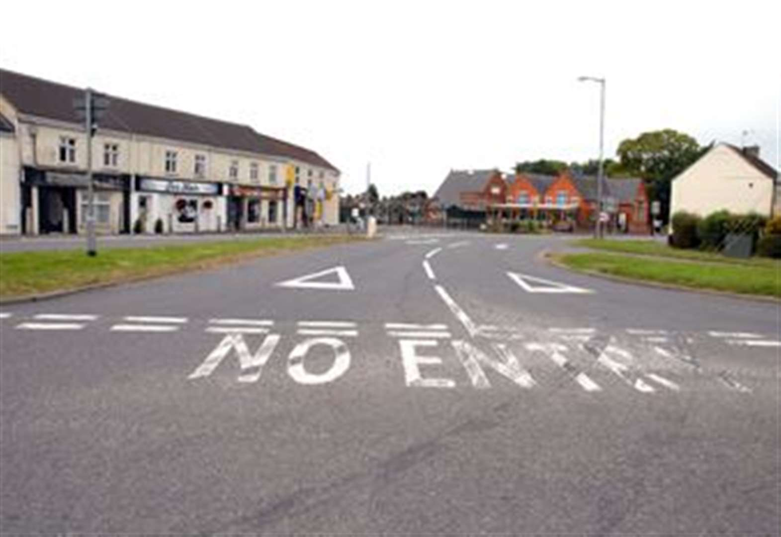 Gosberton danger junction: Will new 'No Entry' sign stop near misses?