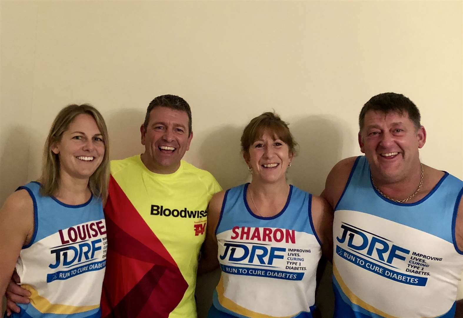 Four family members to run London Marathon