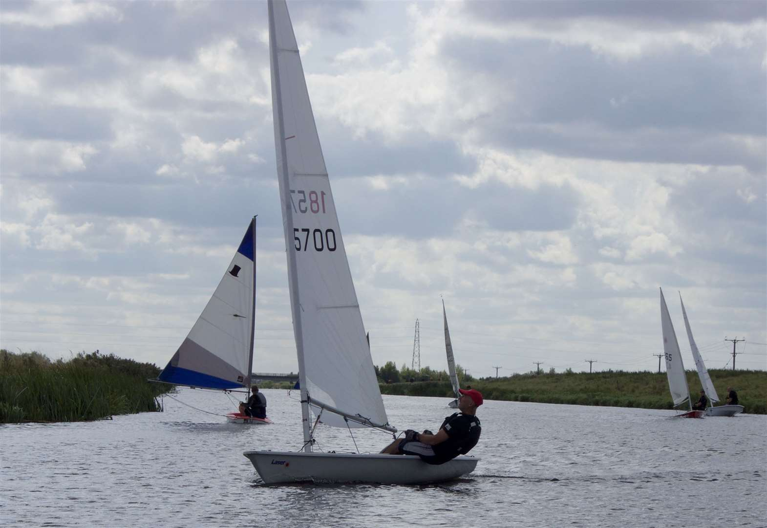 SAILING: Prior at the double