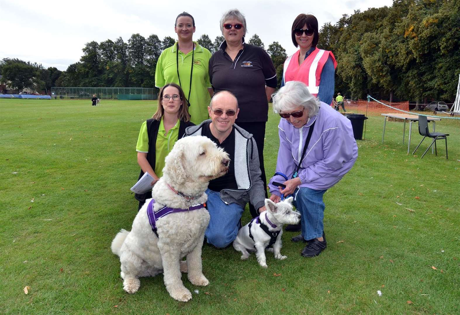 Charity dog show and car boot sale will be fun for all the family
