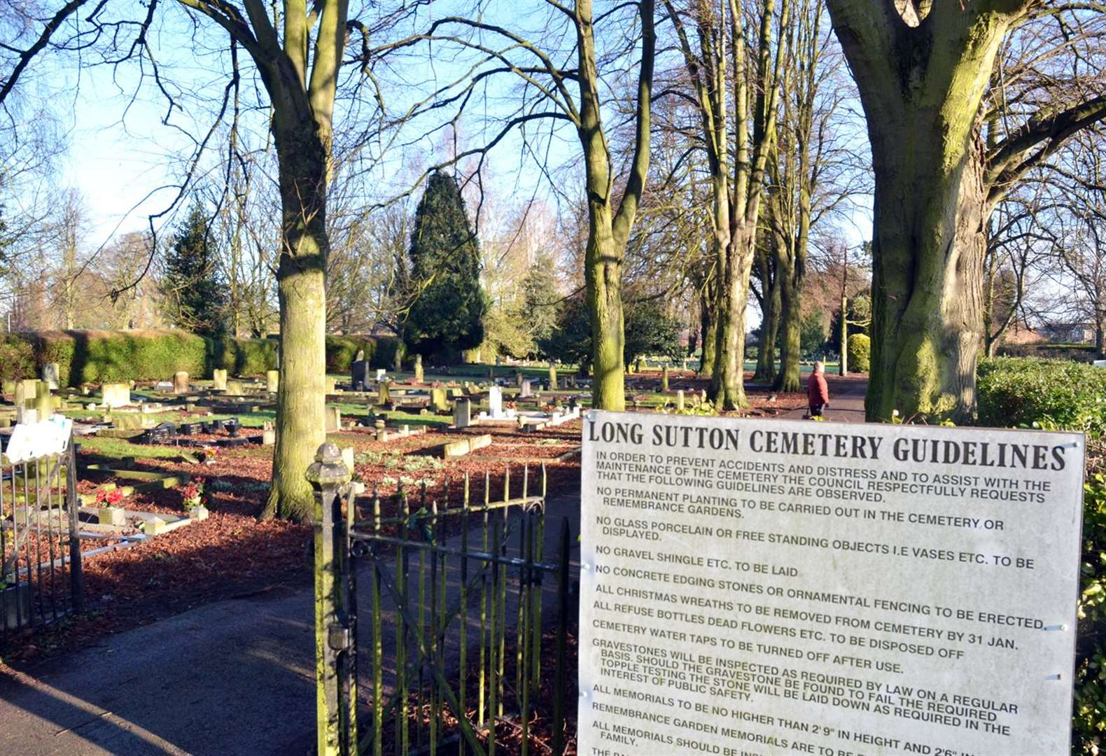Opinions differ on idea for 'green burial places' as new cemeteries