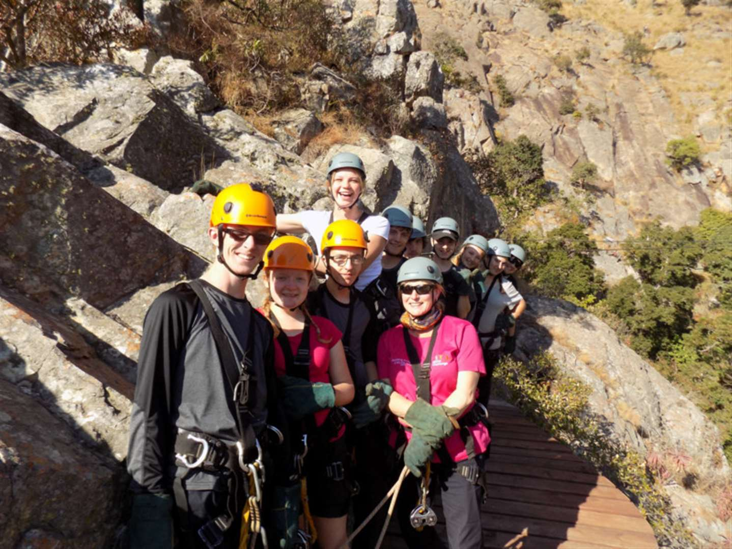 Spalding Academy student recalls trip of a lifetime