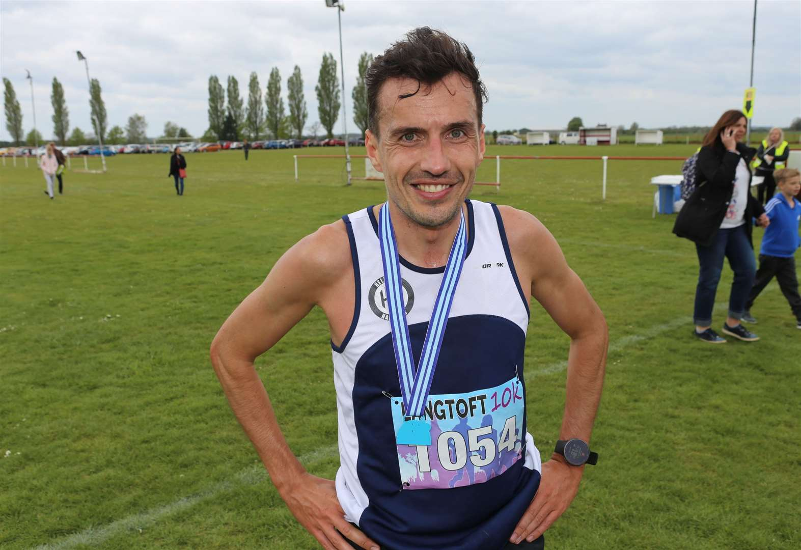 RUNNING: Scott smashes 25-year course record with devastating display in Langtoft 10k