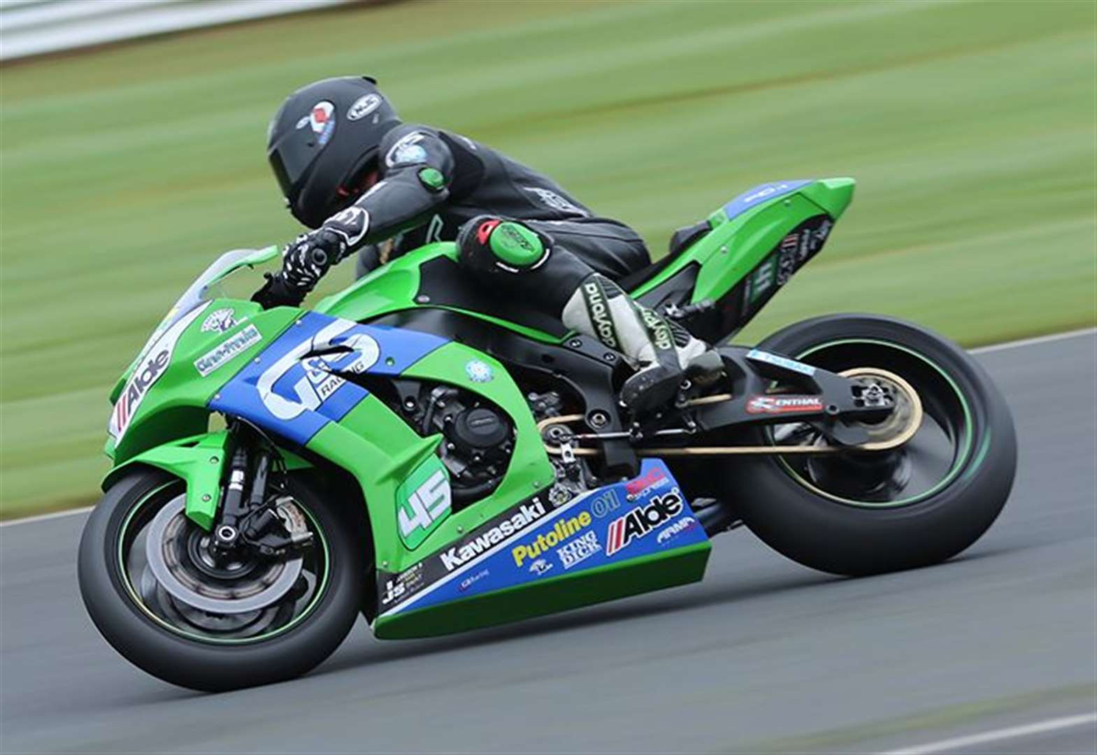 MOTORCYCLING: Happy return for Fisher