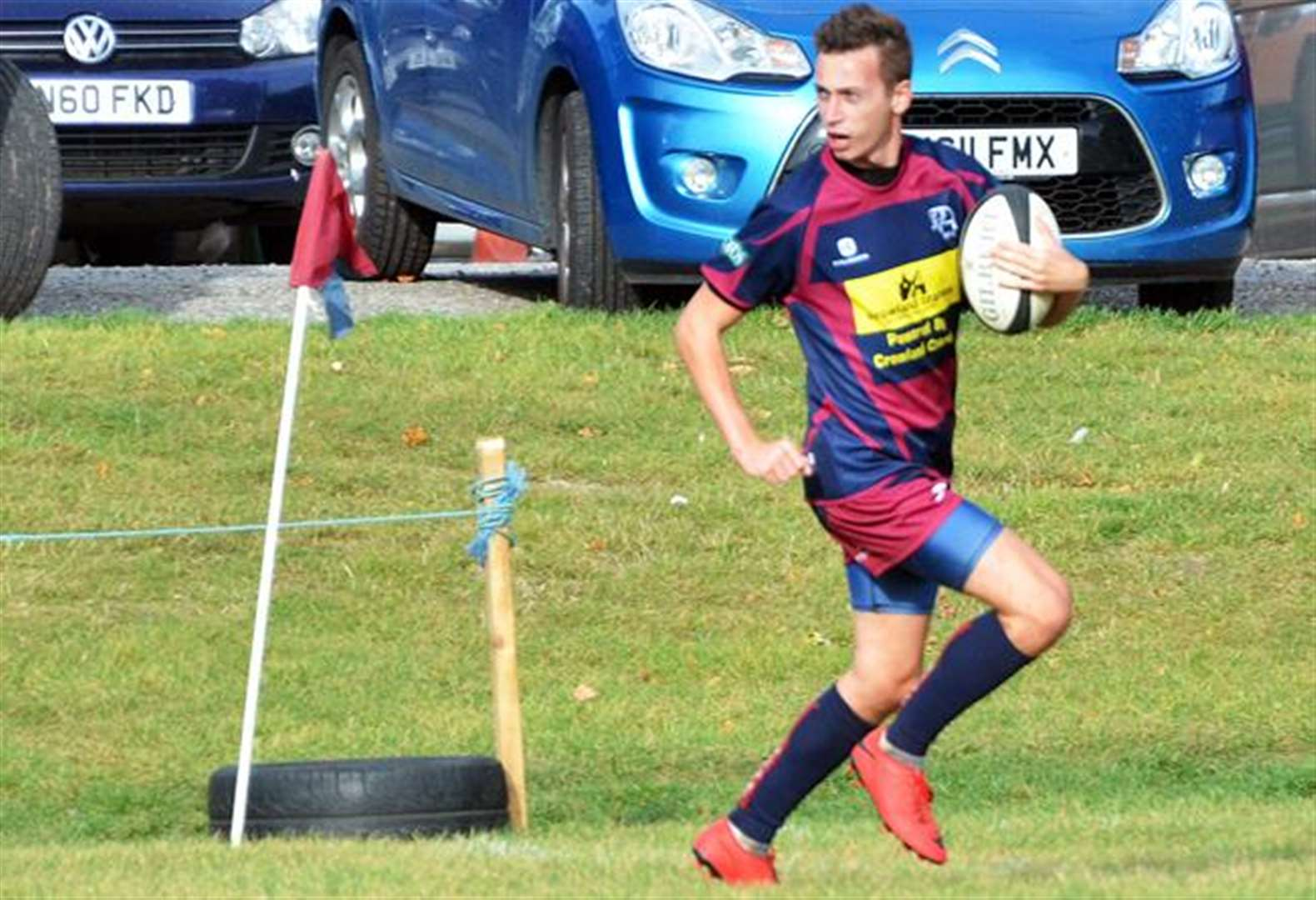 RUGBY UNION: Shut-out win for Spalding