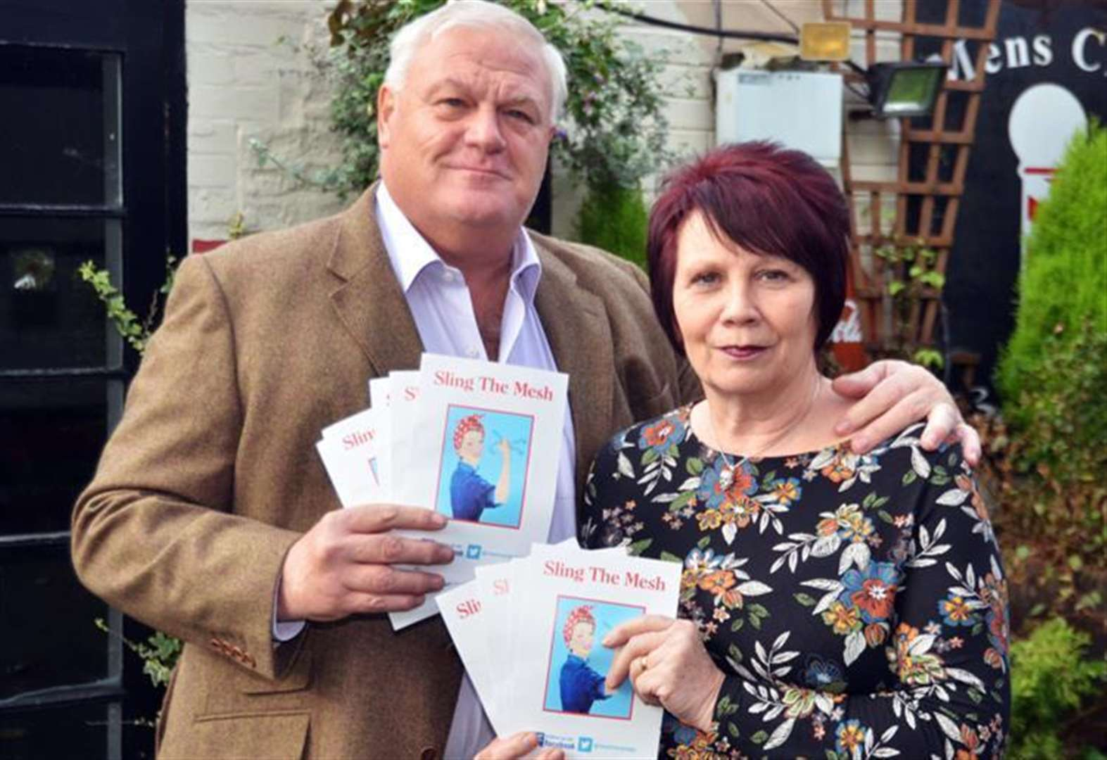 Spalding pub landlady Steph to have mesh removal 'op'