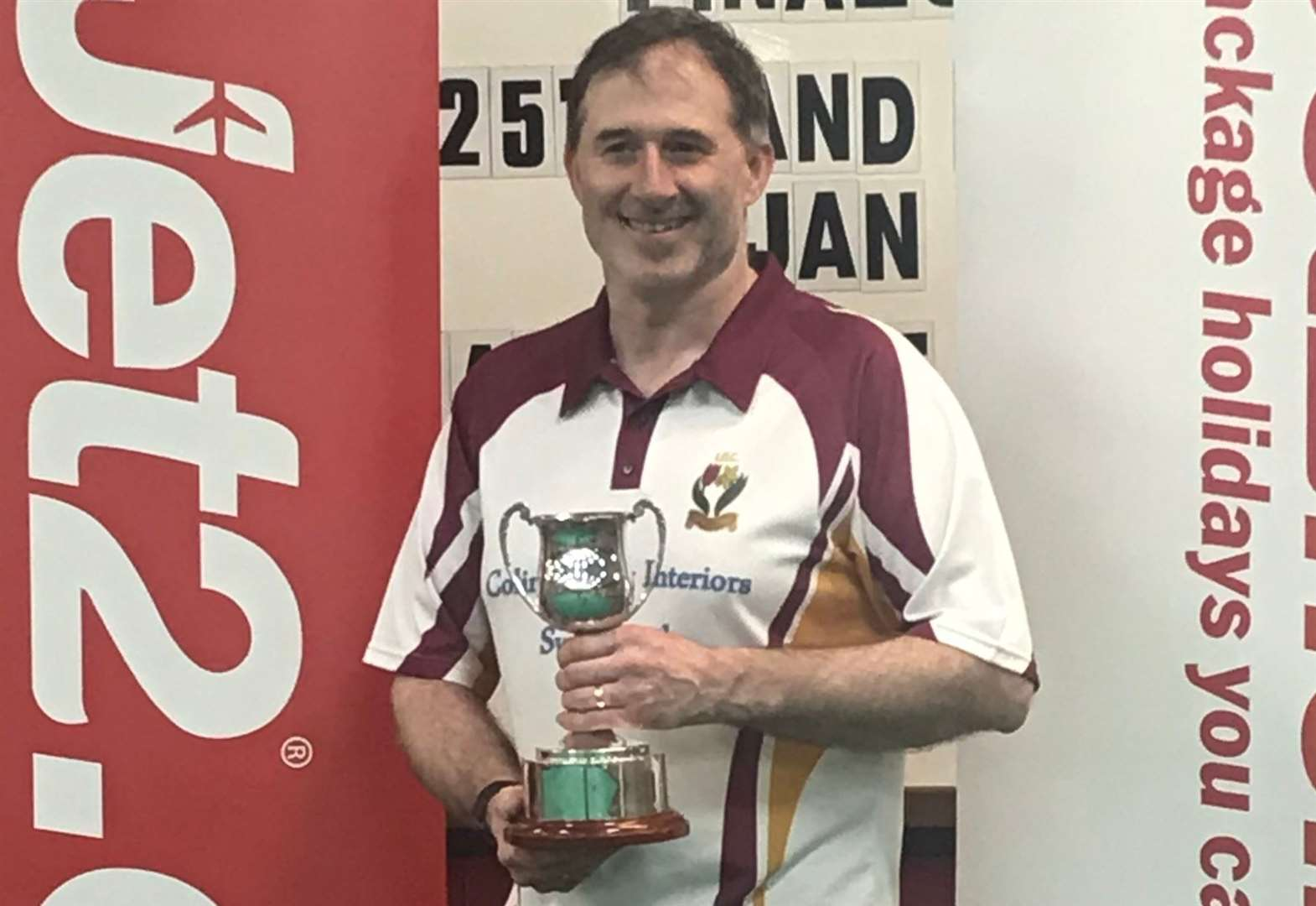 BOWLS: Smith wins Spalding Open for second time