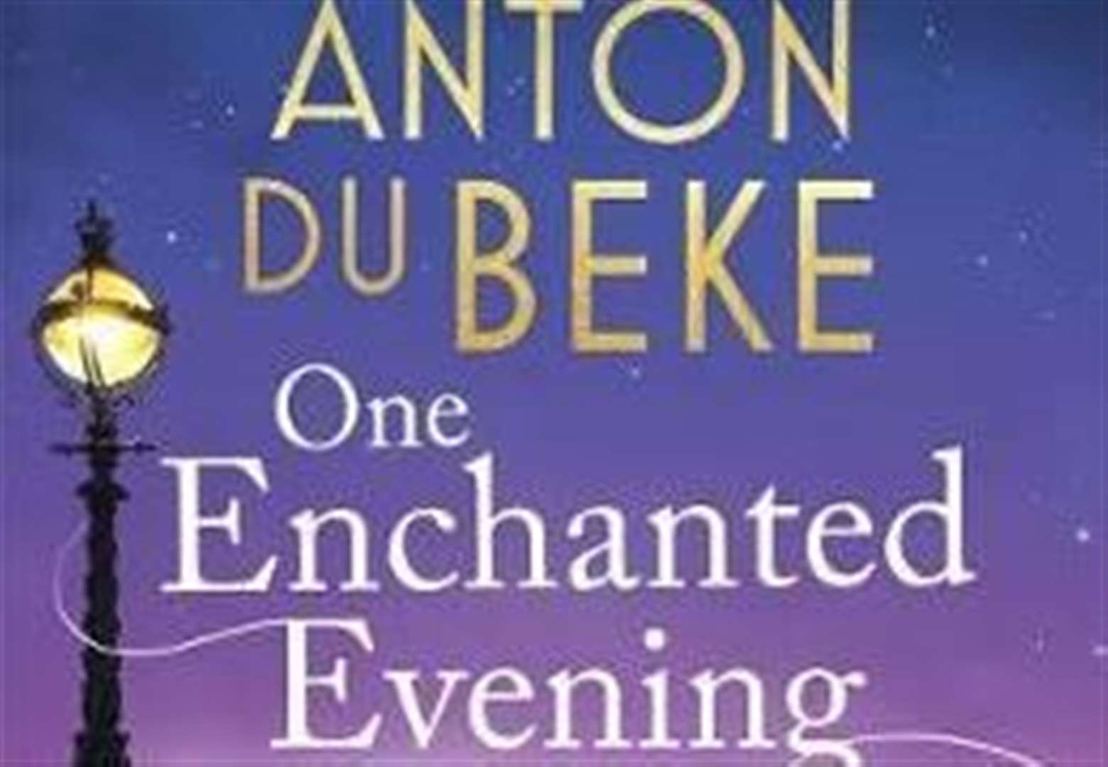 BOOK OF THE WEEK: One Enchanted Evening by Anton Du Beke