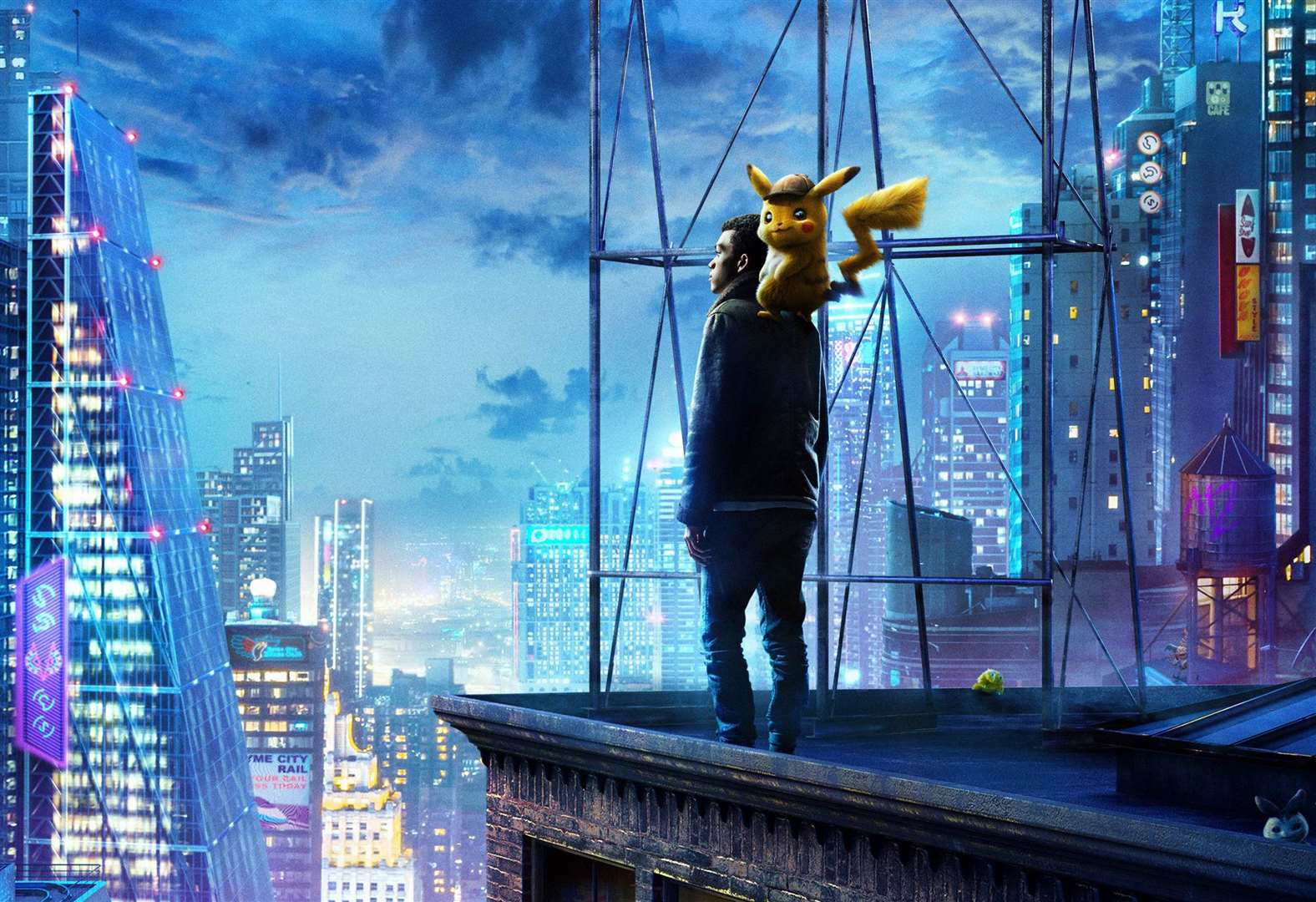 FILM REVIEW: Pokemon Detective Pikachu