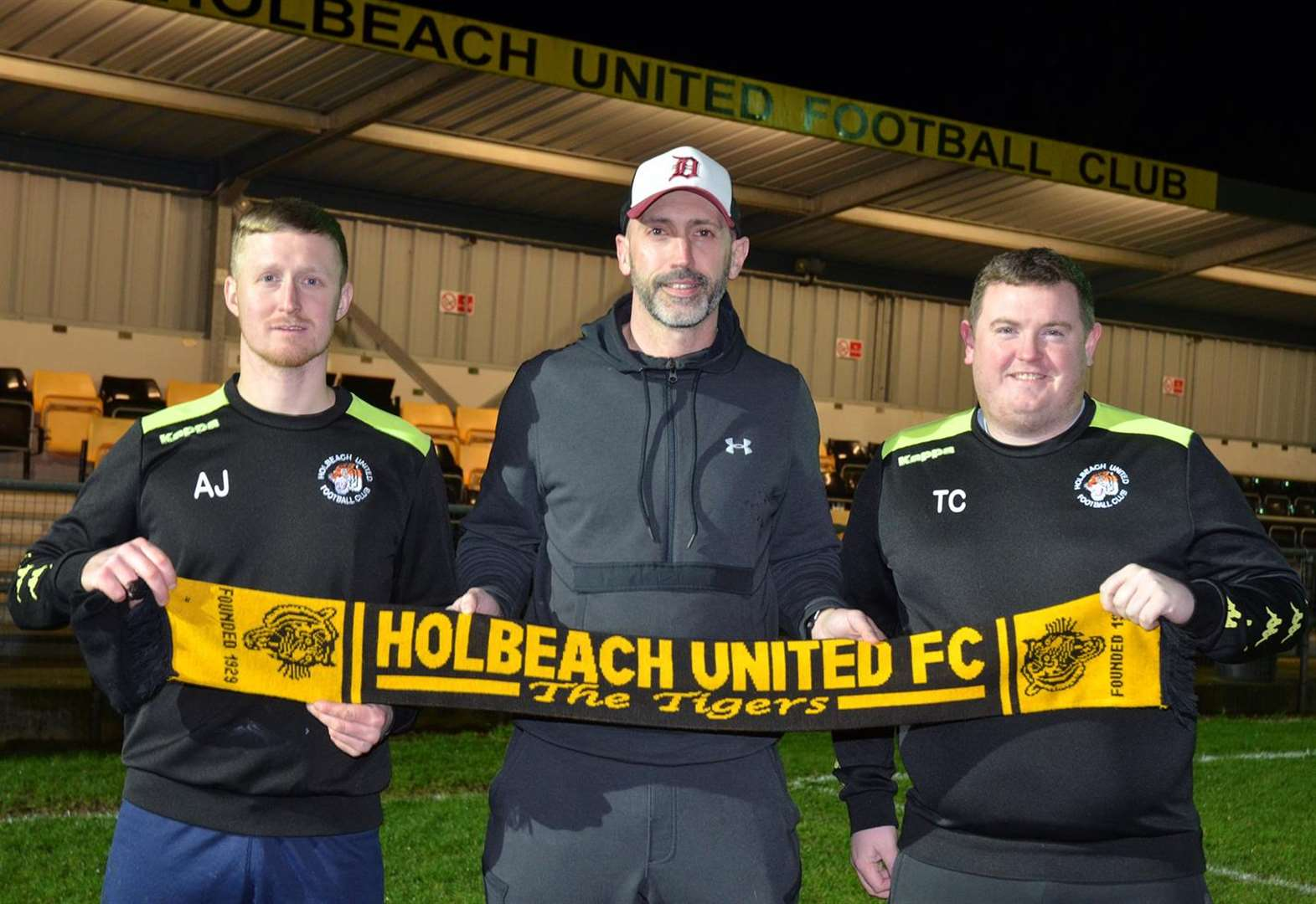 FOOTBALL: Holbeach United 2018-19 results & fixtures