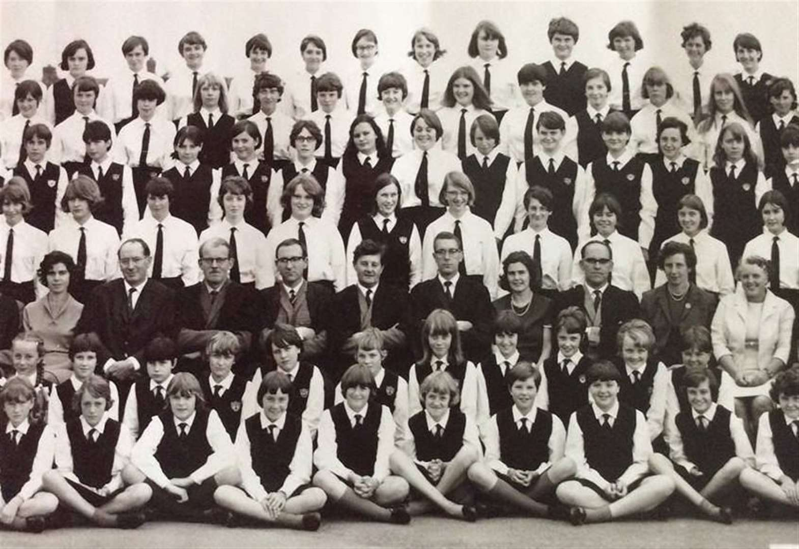 Reunion planned for school's 'Class of 1963'