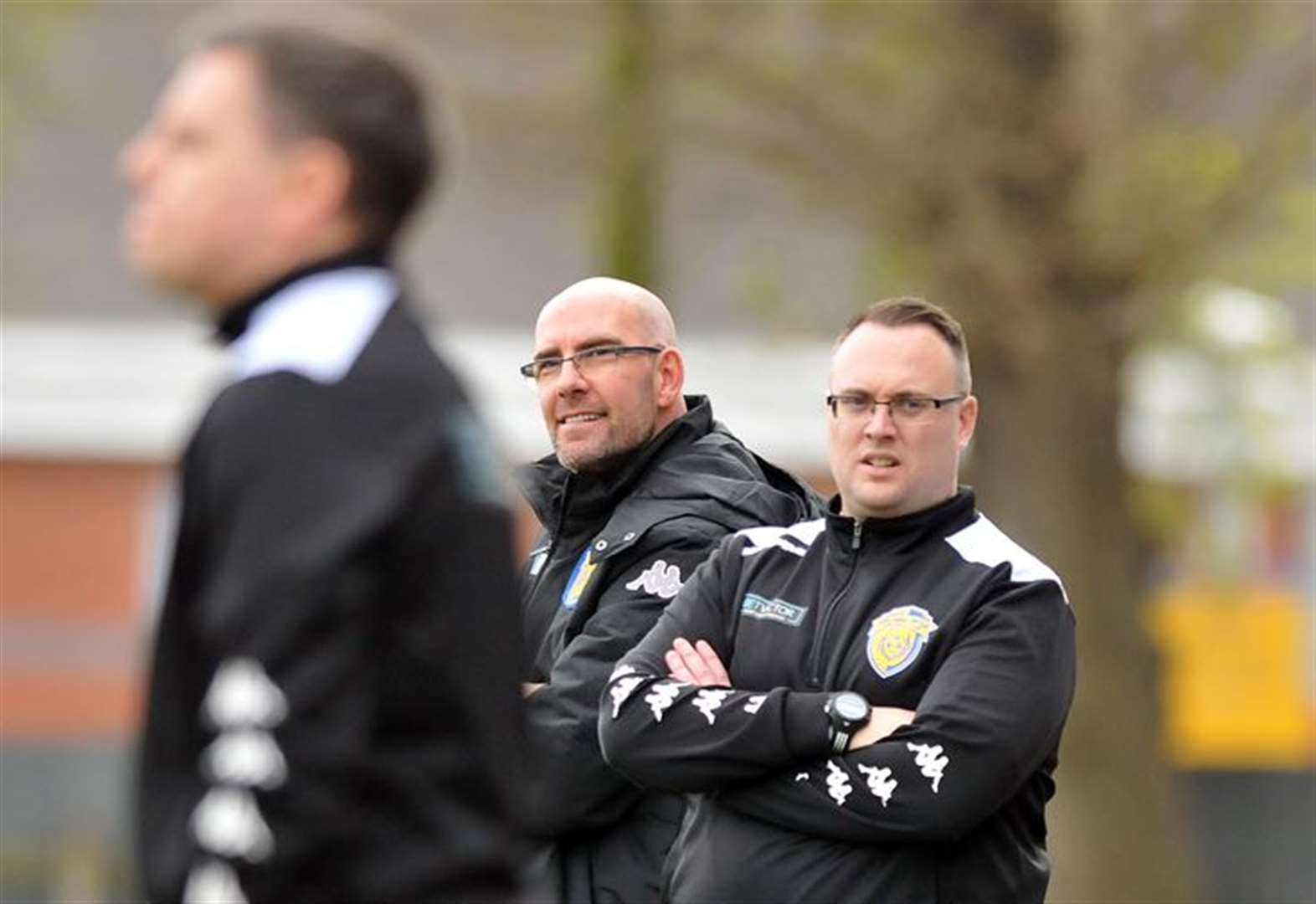 FOOTBALL: Tulips' acting manager Thorogood rallies club after shock resignation