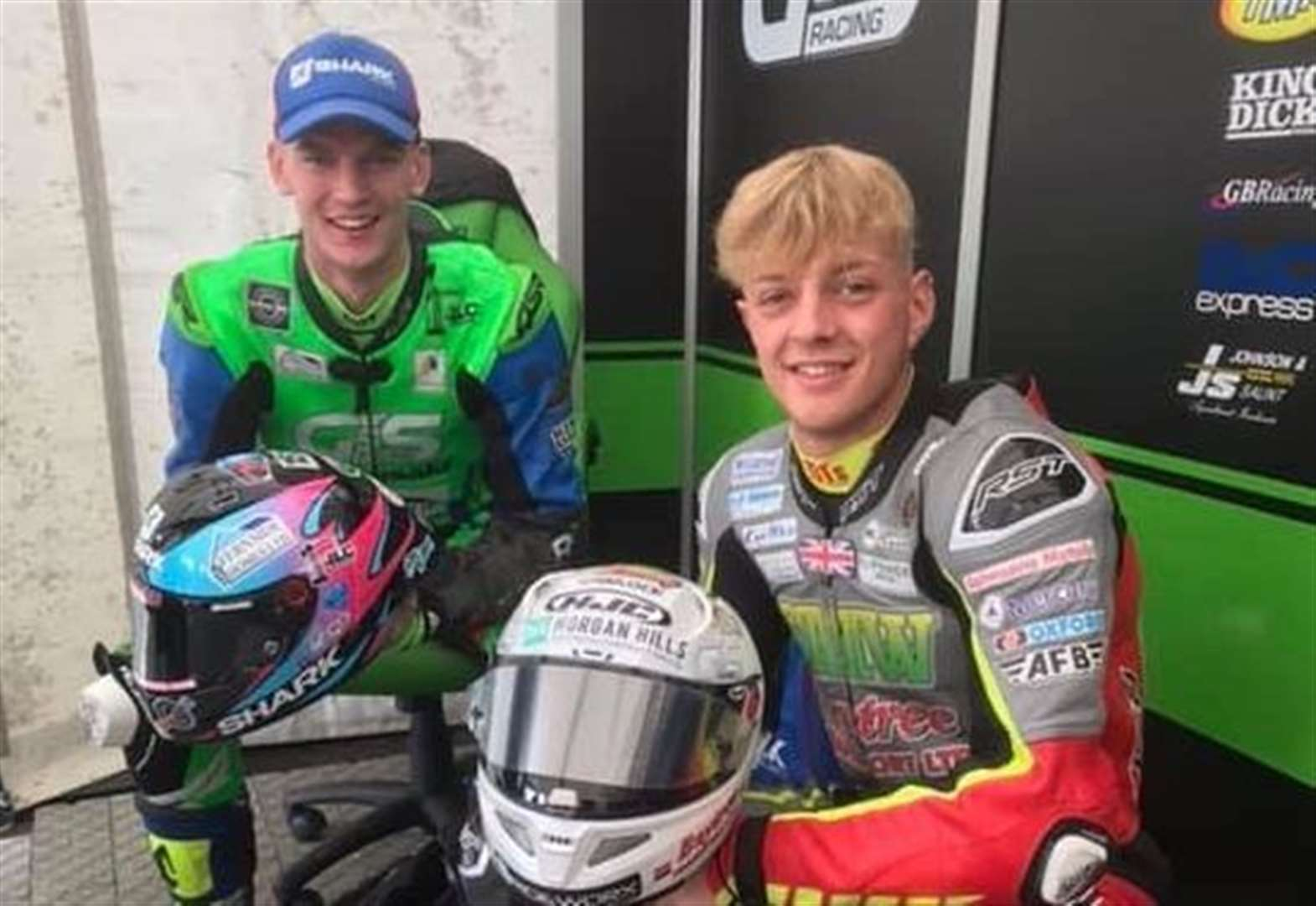 MOTORSPORT: G&S Racing Kawasaki trio geared up for season climax