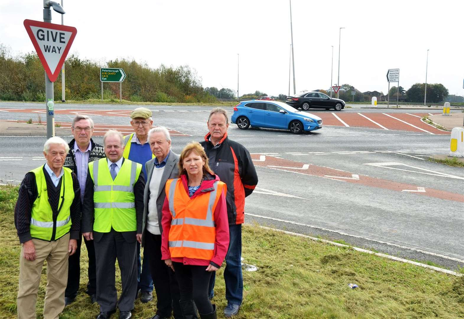 Opposition to plans for Radar Junction from town leaders