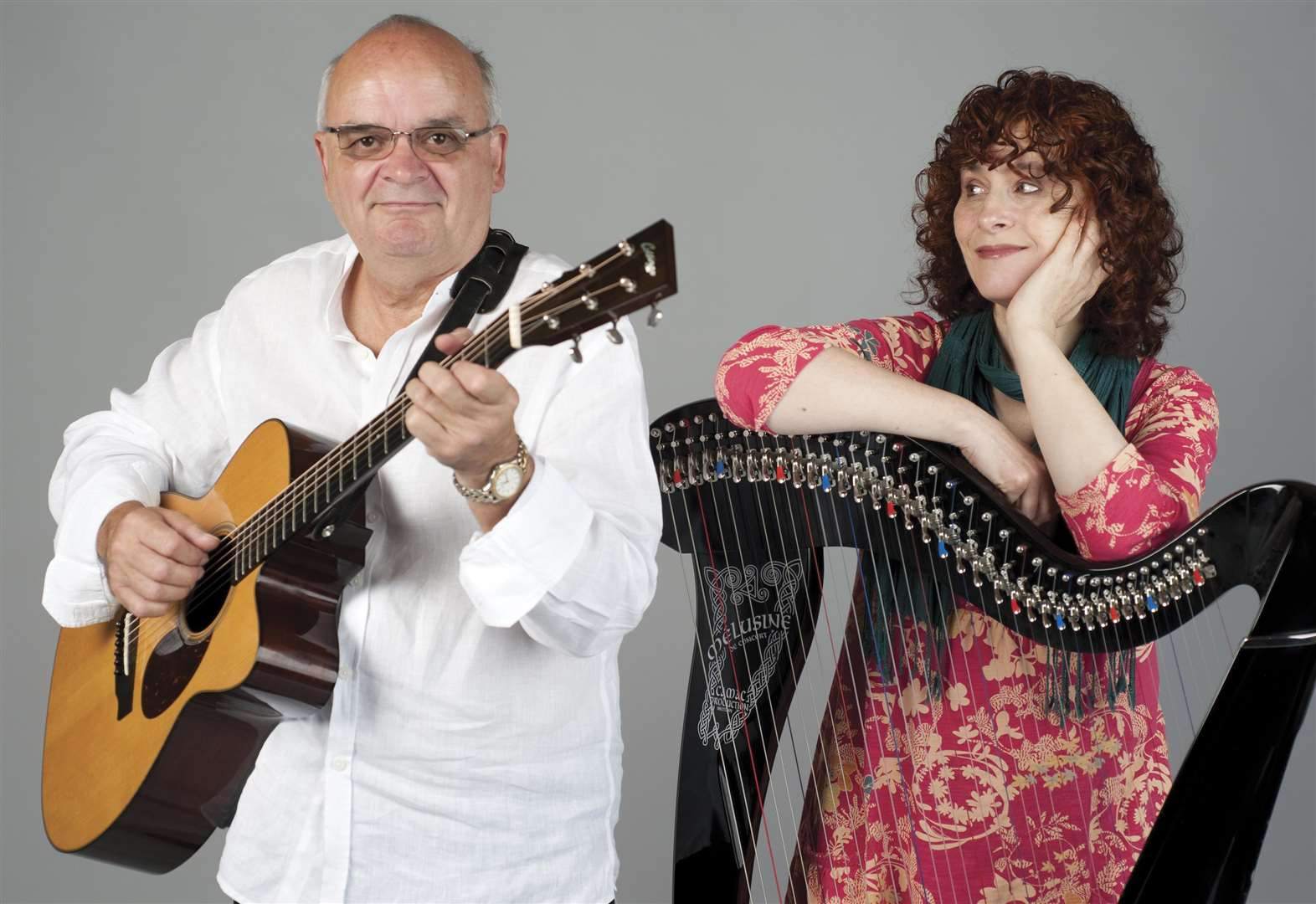 CONCERT PREVIEW: Festive delights with harpist and guitarist in Long Sutton