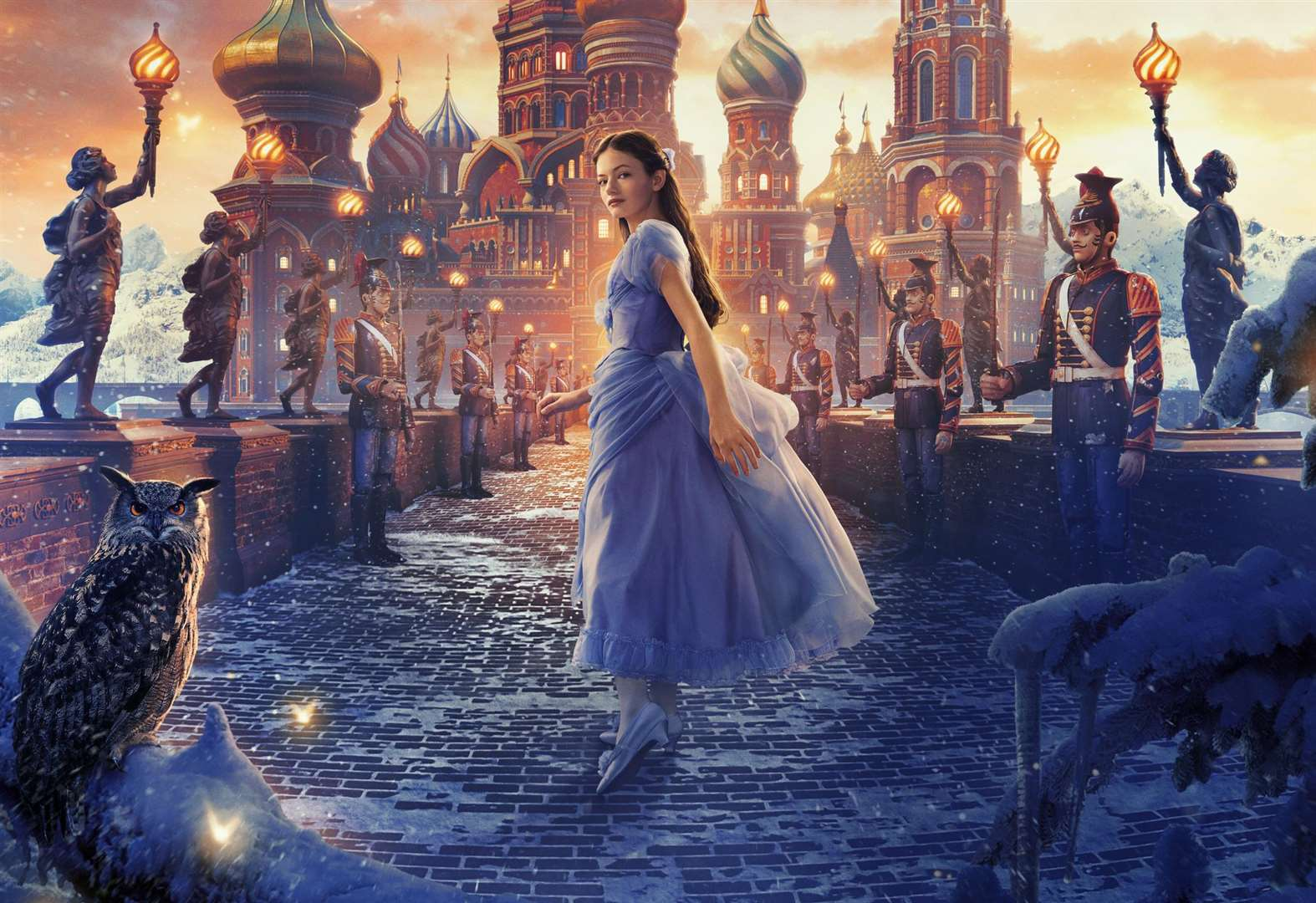 FILM REVIEW: THE NUTCRACKER & THE FOUR REALMS (12A)