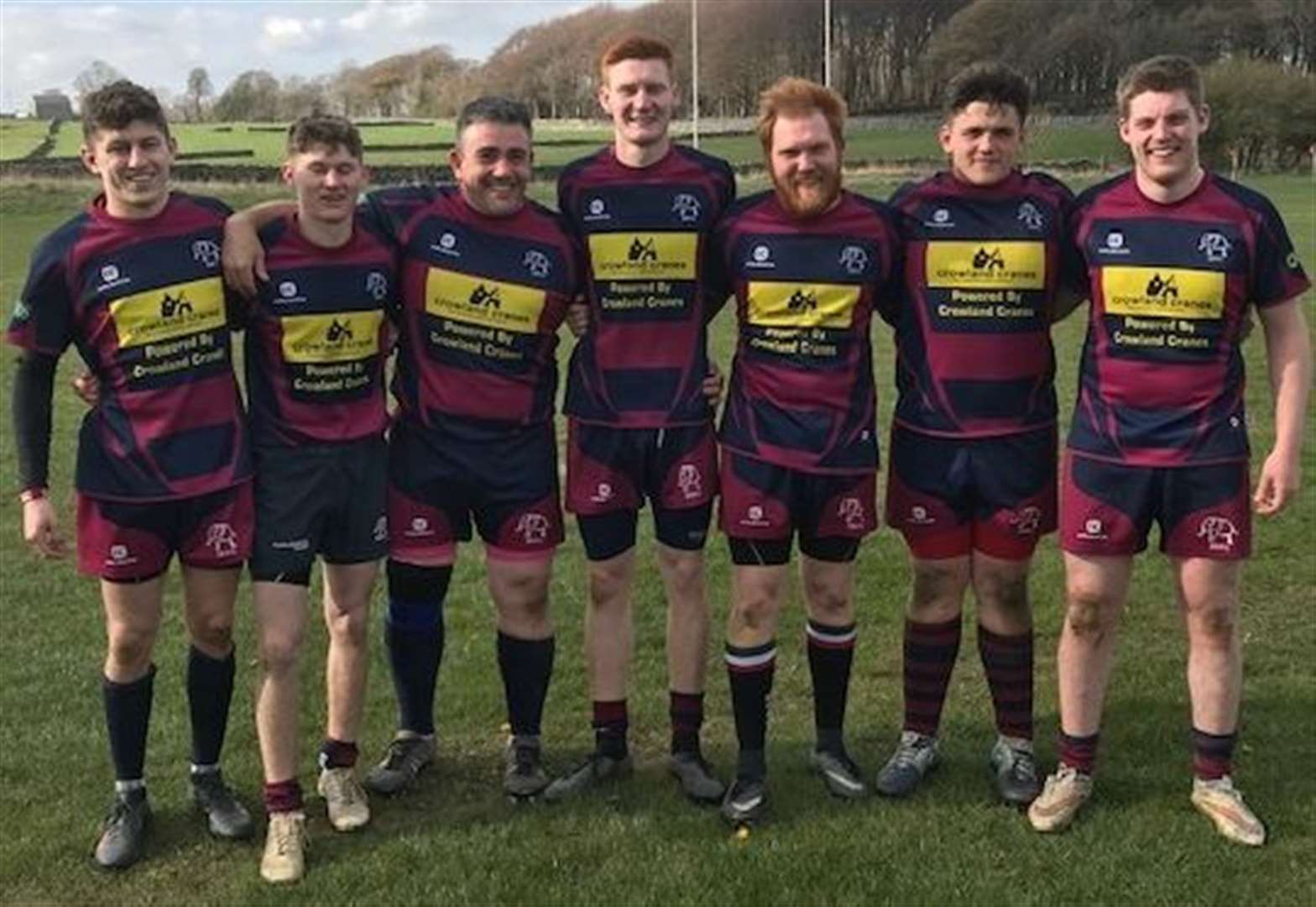 RUGBY UNION: Spalding secure third place