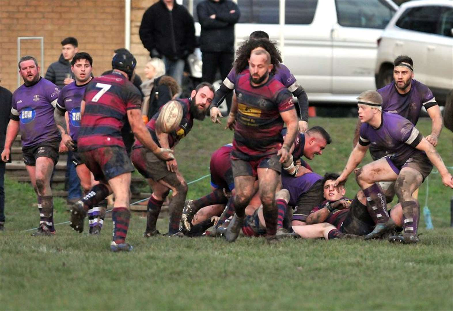 RUGBY UNION AND PHOTO GALLERY: Elephants topple league leaders in derby duel