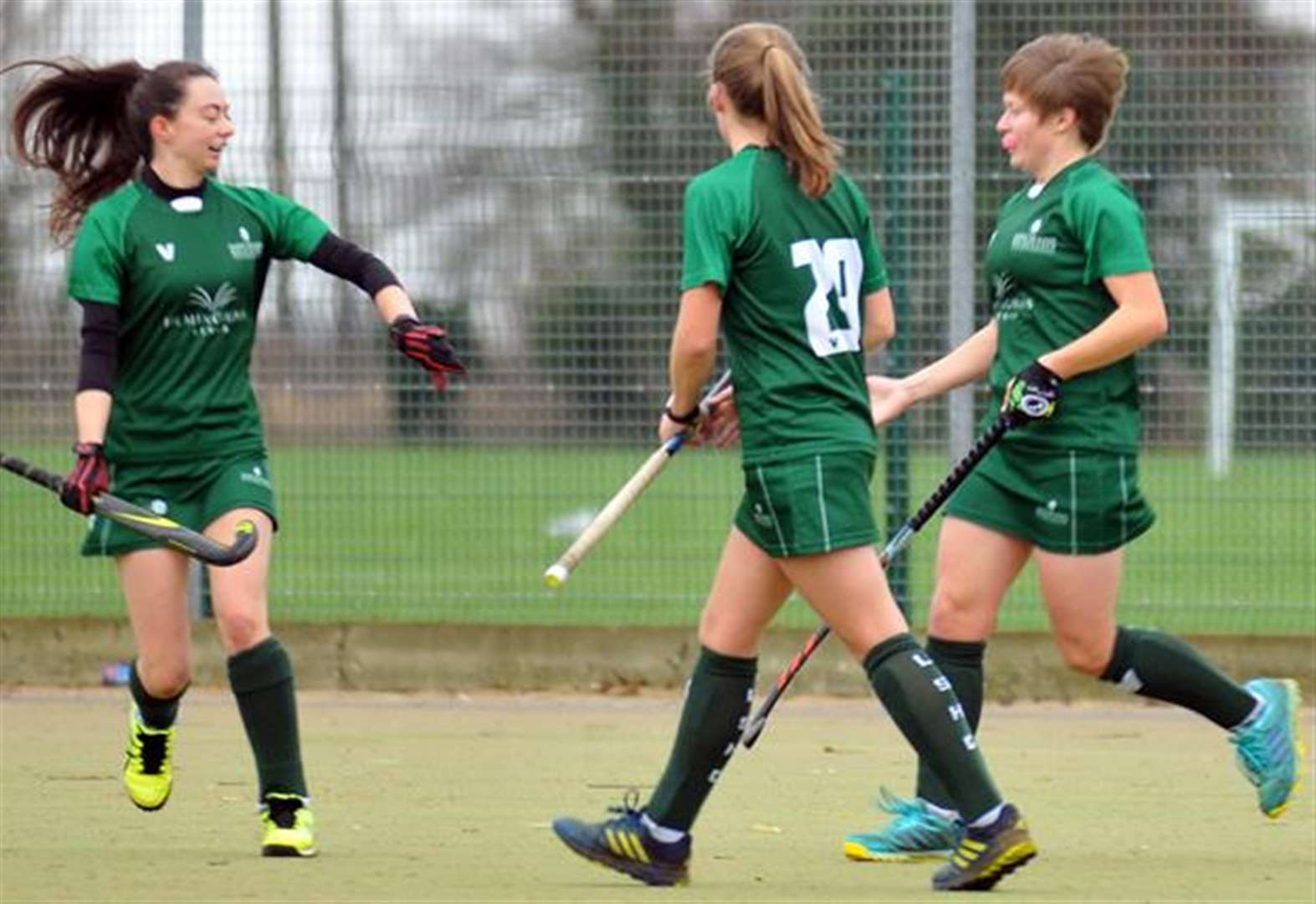 HOCKEY: Long Sutton so close to winner