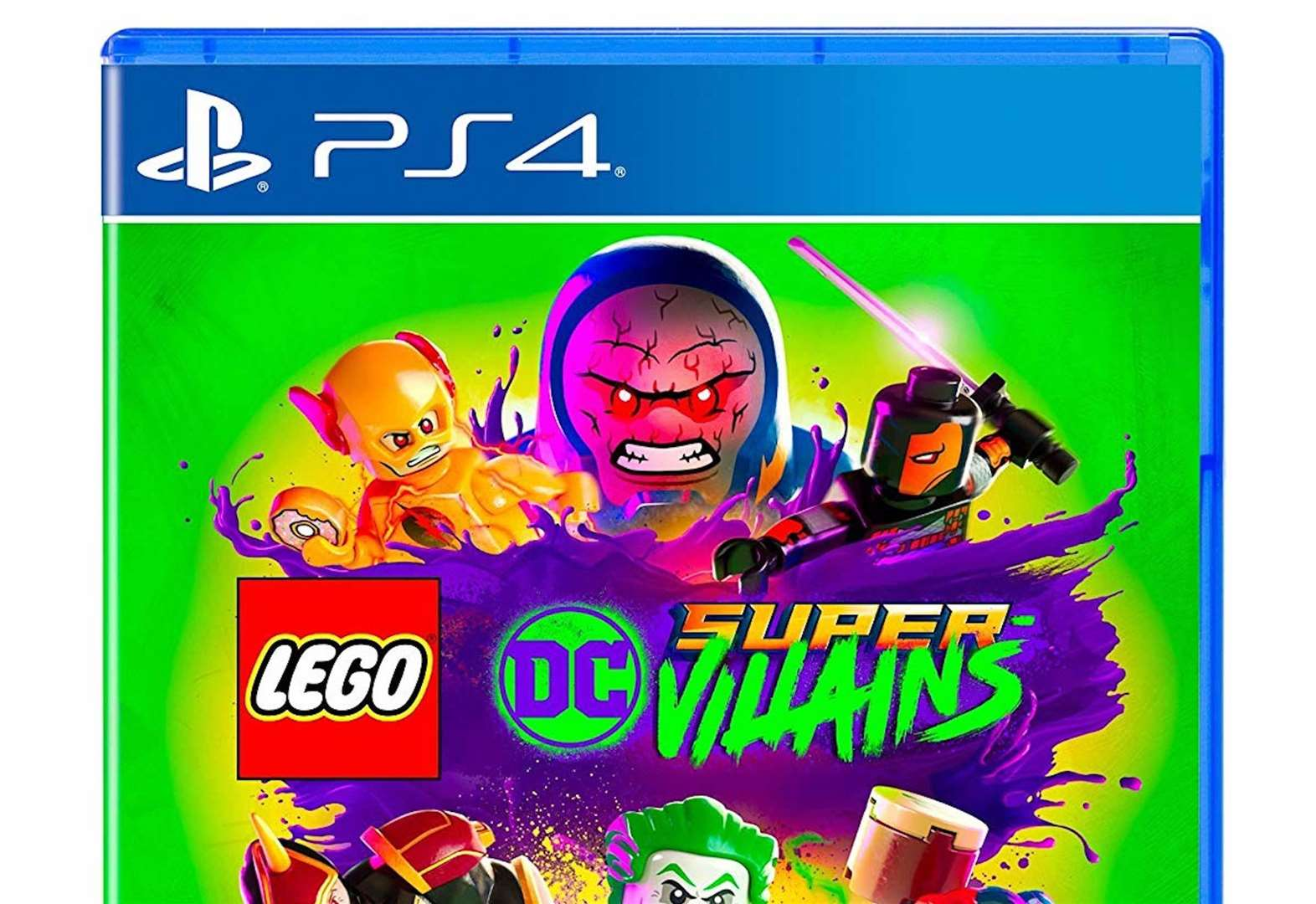 VIDEO GAME REVIEW: LEGO DC SUPER-VILLAINS