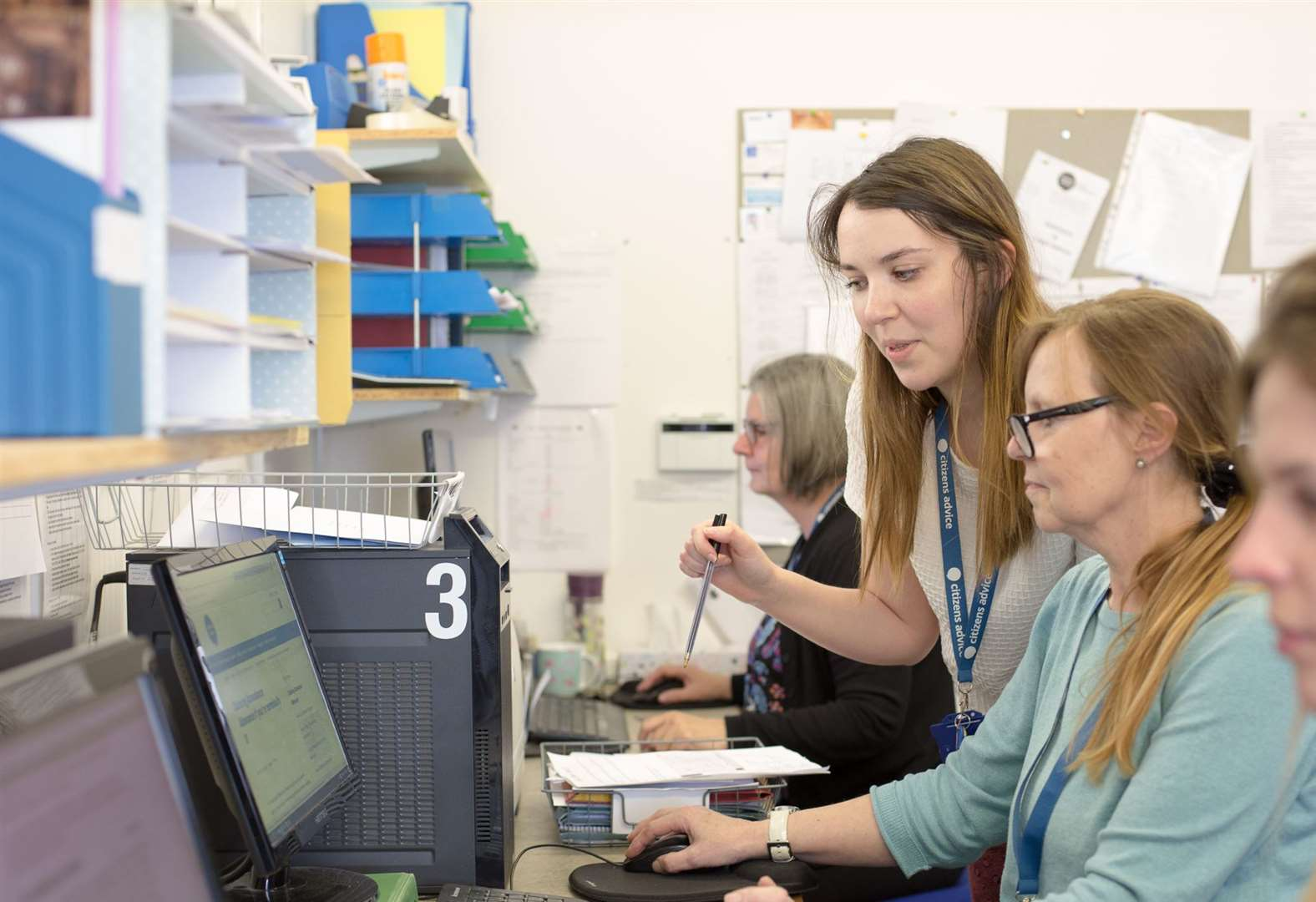 Citizens Advice moves to centralised service for area