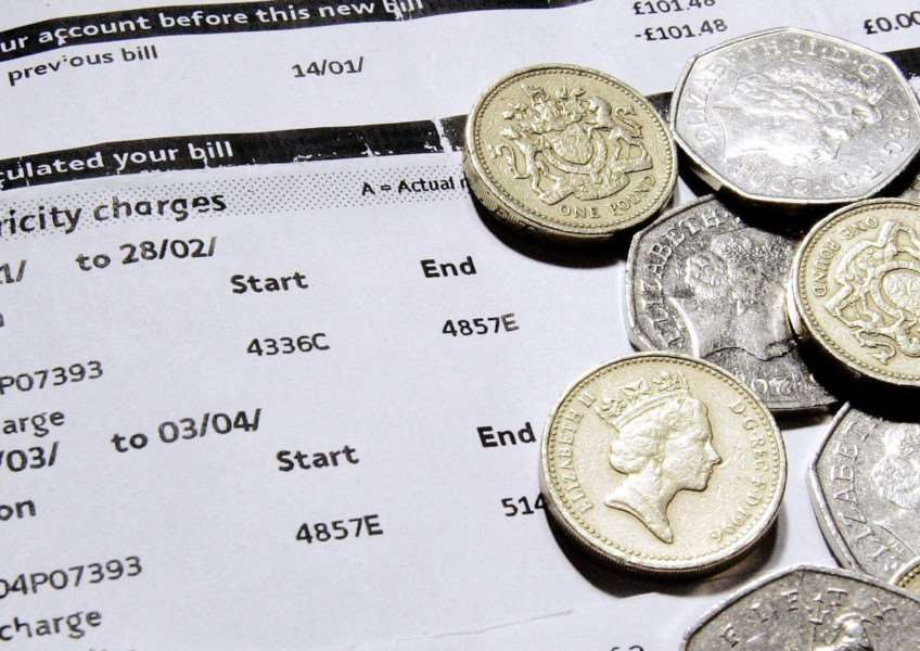 Energy bills must be fairer, says MP John Hayes