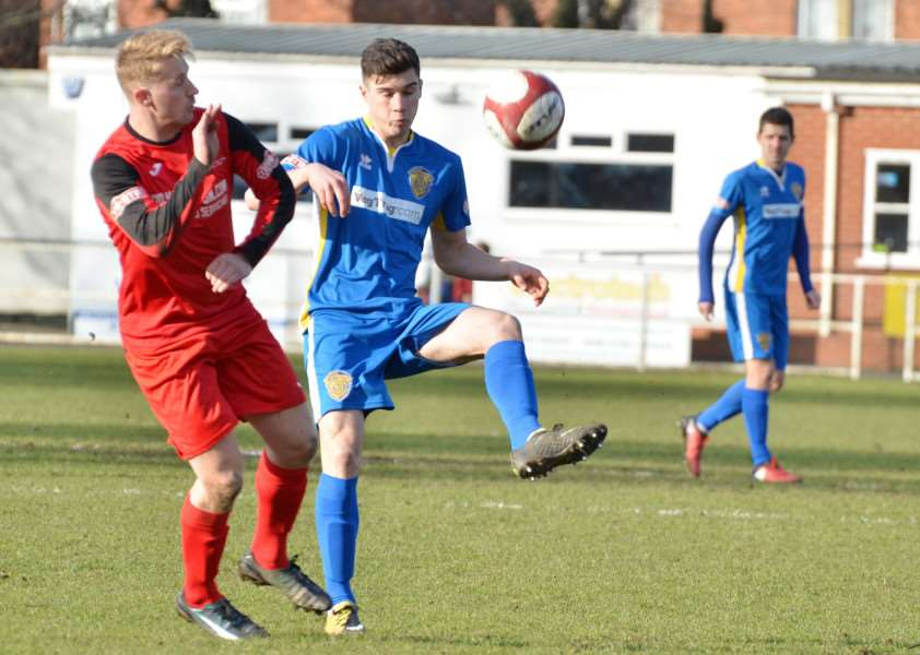 Spalding drew 0-0 at home to Market Drayton last weekend