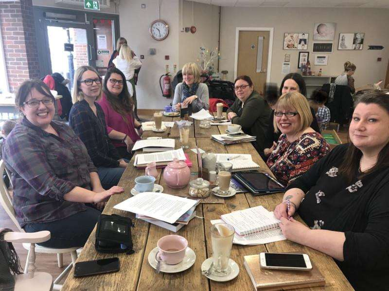 BizMums hosted its first meeting in Long Sutton and is keen to welcome more members