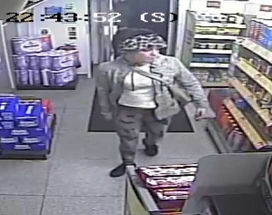 Police would like to speak to this woman after the theft of beer in Holbeach